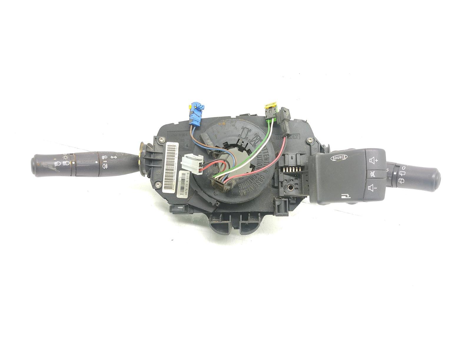 Переключатель подрулевой (стрекоза) Renault Megane 1.5 DCI 2008 (б/у)