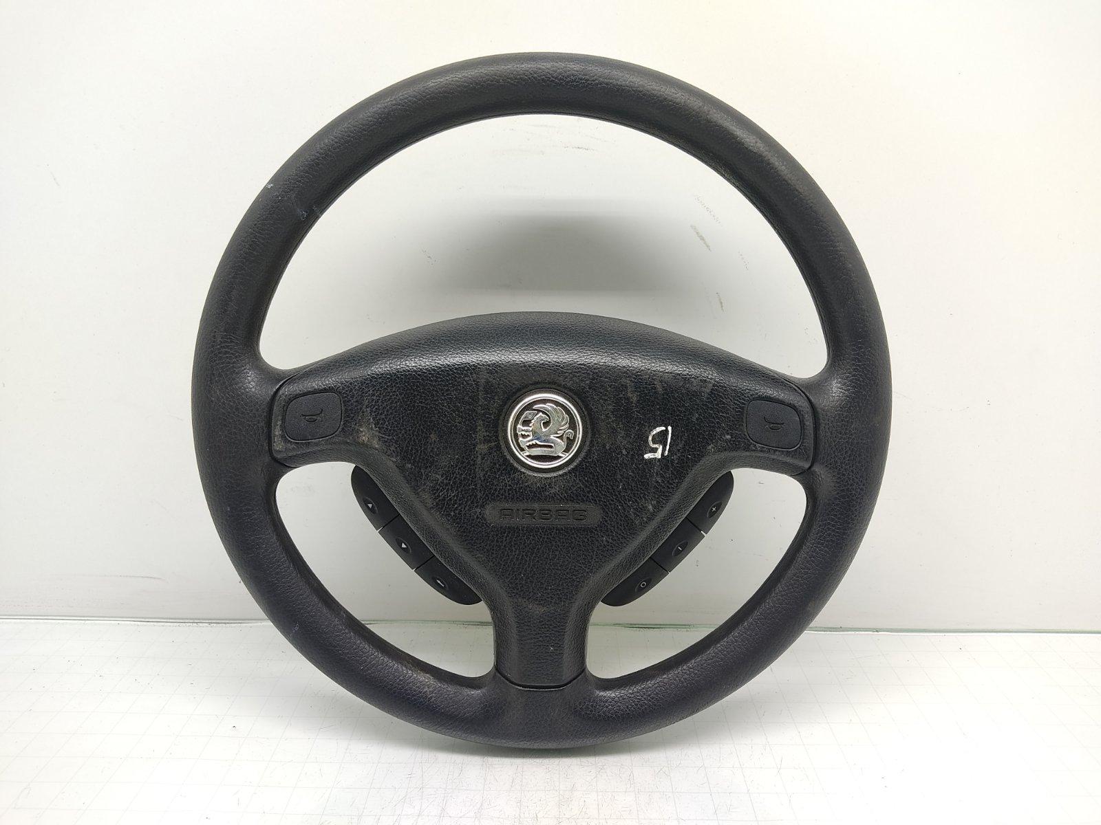 Руль Opel Astra G 1.6 I 2002 (б/у)