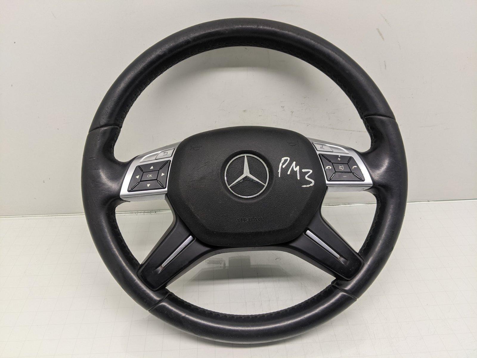 Руль Mercedes C W204 2.2 CDI 2012 (б/у)