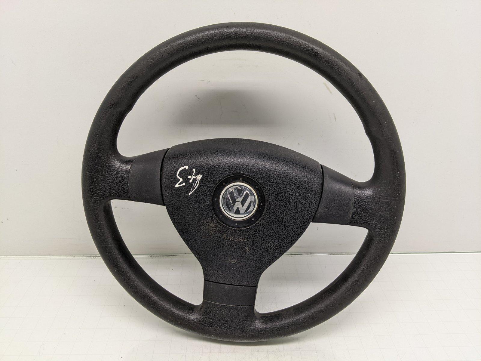 Руль Volkswagen Polo 1.2 I 2007 (б/у)