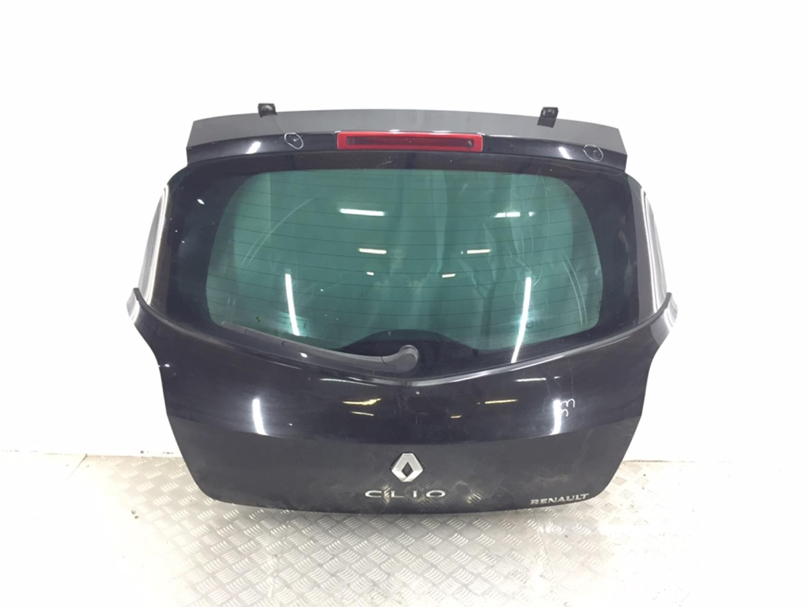 Крышка багажника Renault Clio 1.5 DCI 2005 (б/у)