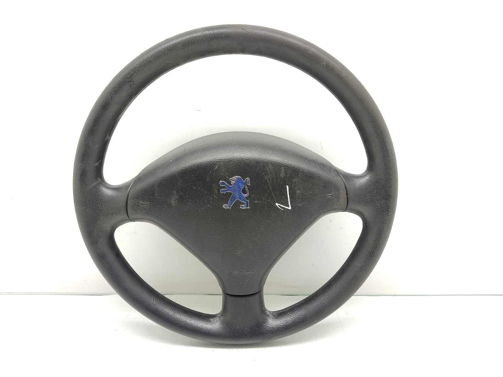 Руль Peugeot 307 2.0 HDI 2003 (б/у)