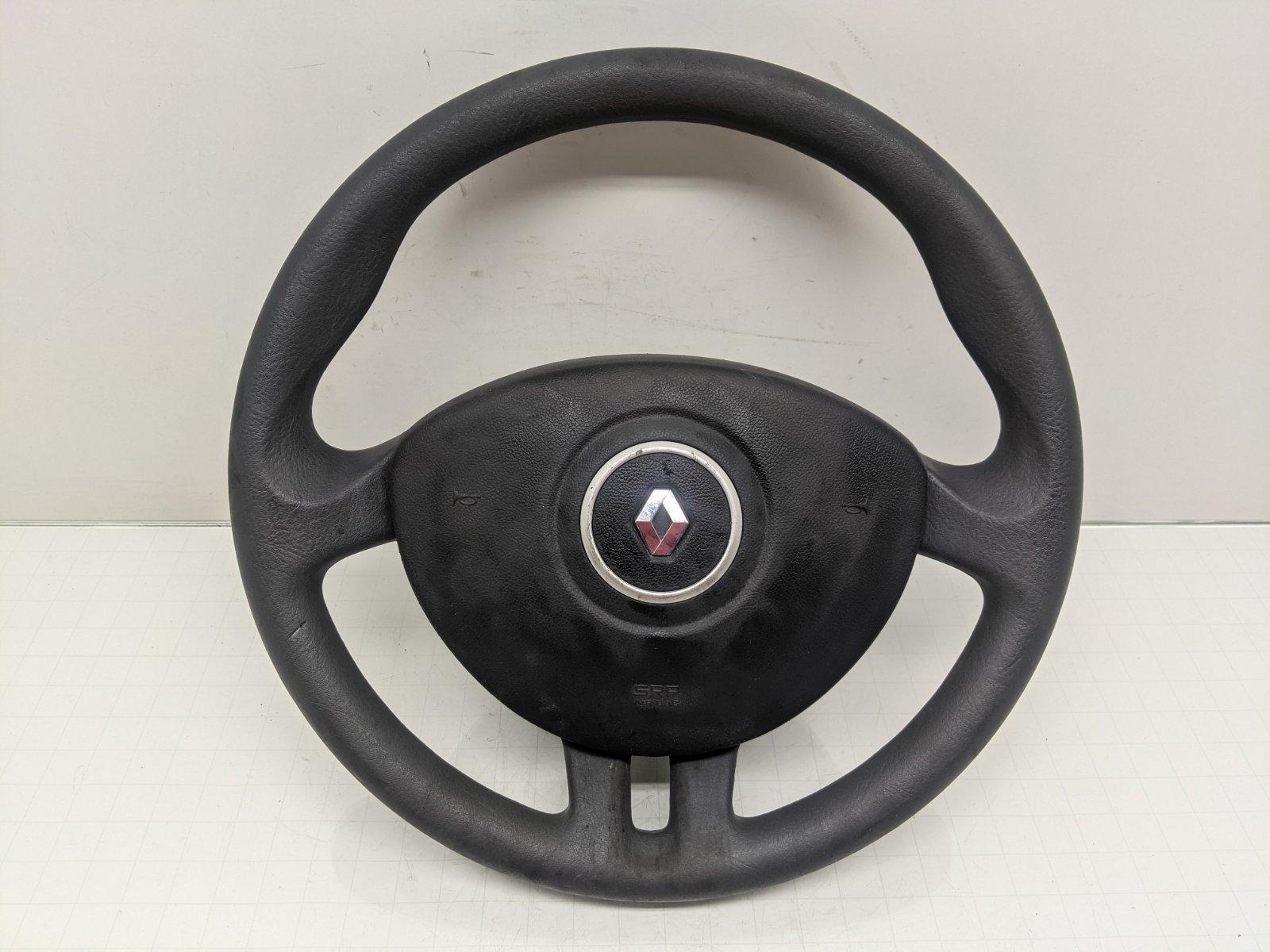 Руль Renault Clio 1.5 DCI 2010 (б/у)