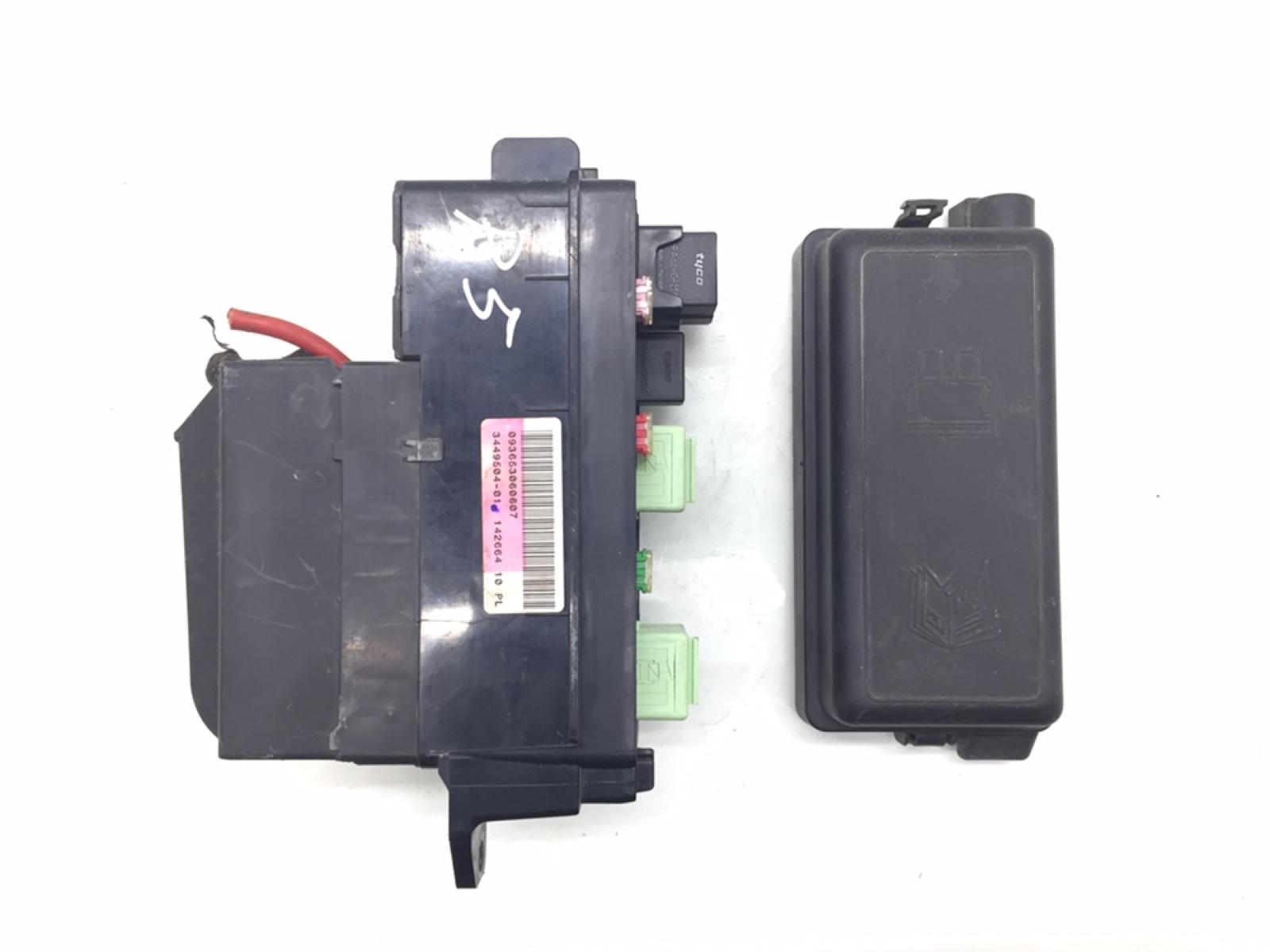 Блок предохранителей Mini Cooper R56 1.6 I 2007 (б/у)
