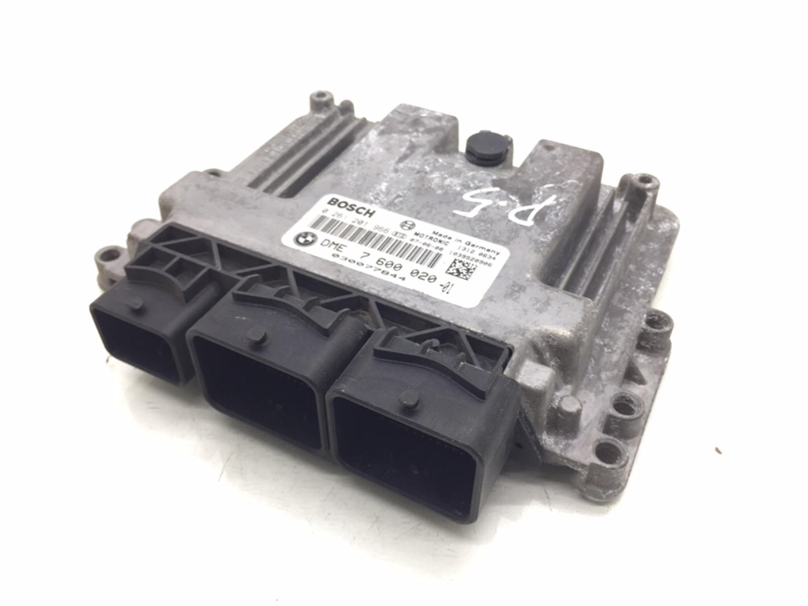 Блок управления двигателем Mini Cooper R56 1.6 I 2007 (б/у)
