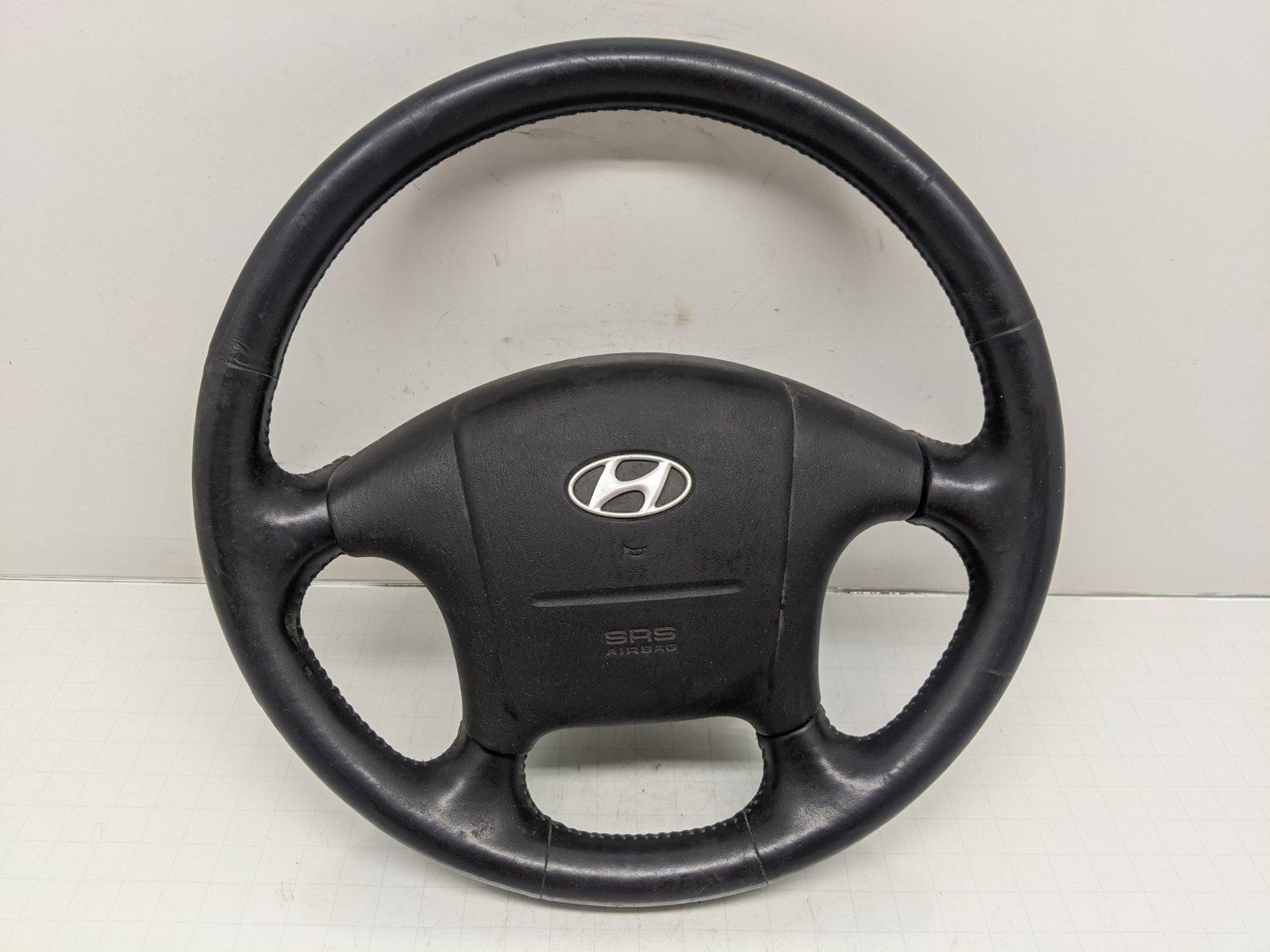 Руль Hyundai Sonata EF 2.0 I 2001 (б/у)