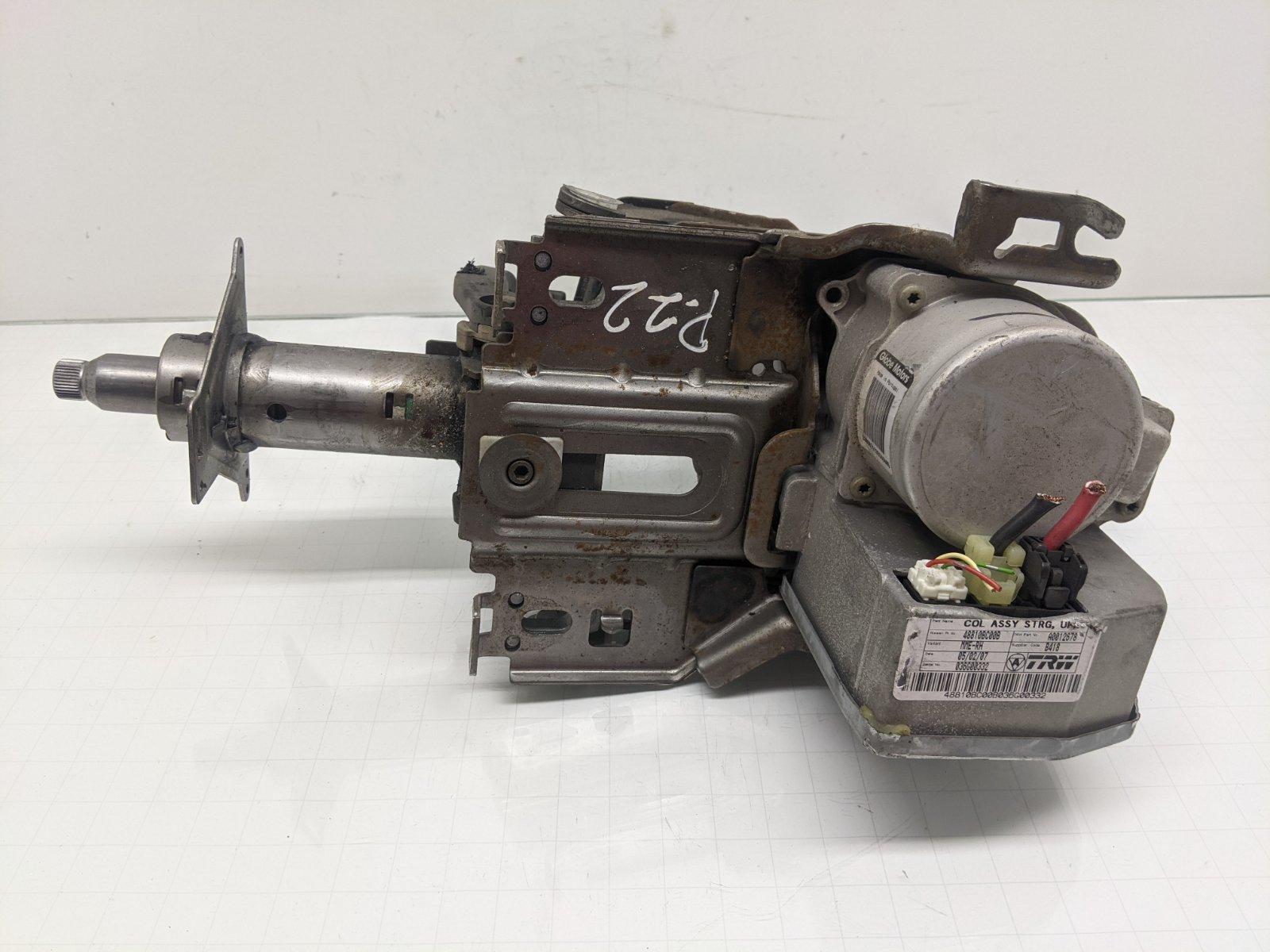 Электроусилитель руля Nissan Micra K12 1.2 I 2007 (б/у)