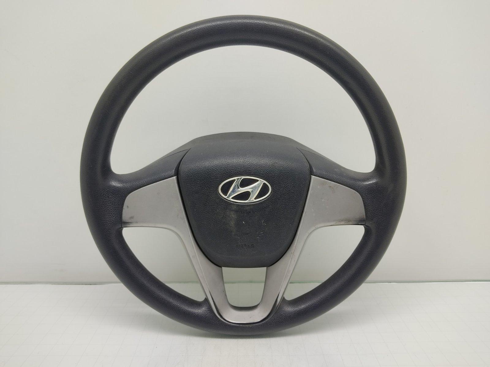 Руль Hyundai I20 PB 1.2 I 2009 (б/у)
