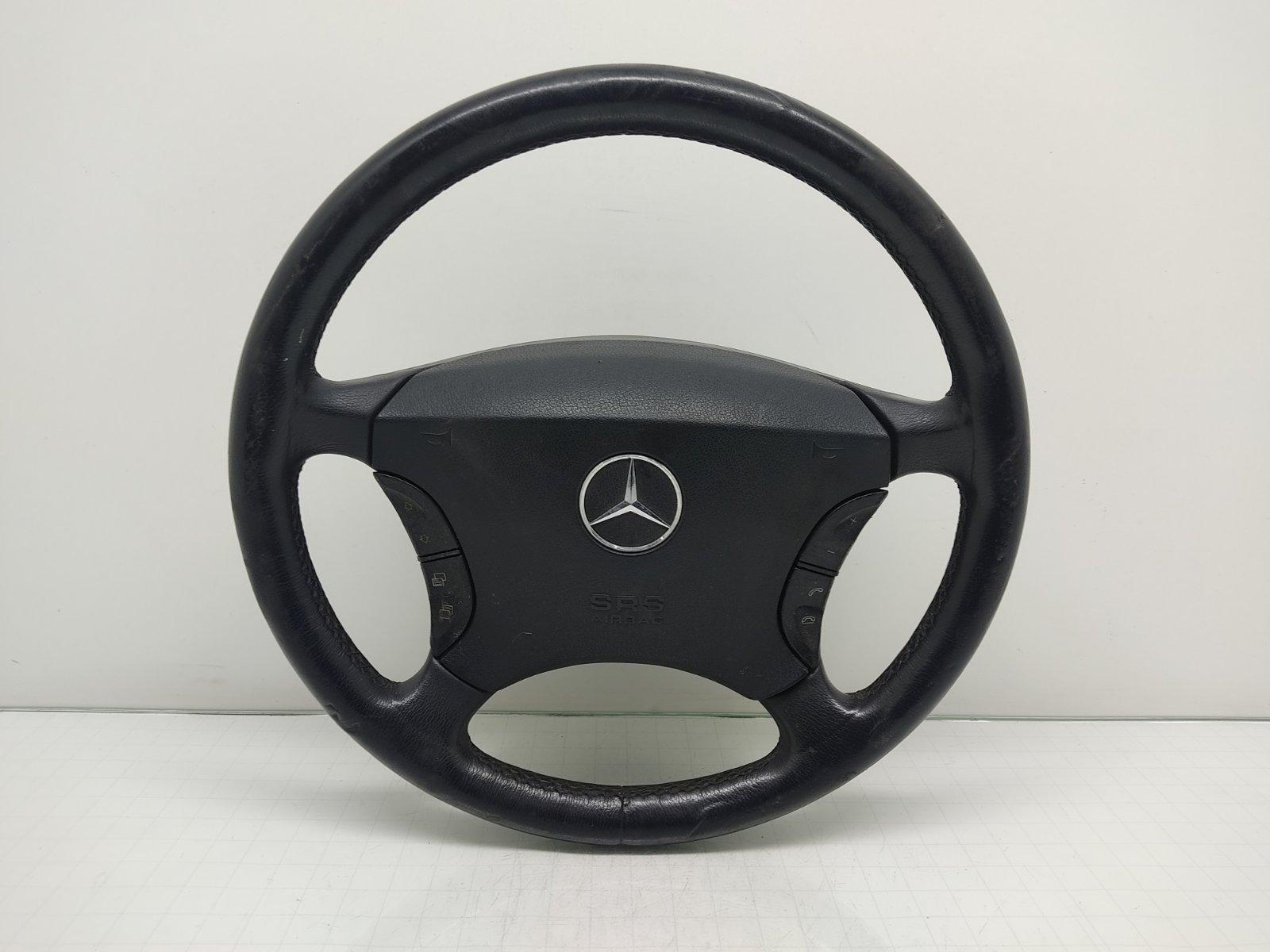 Руль Mercedes S W220 3.2 CDI 2005 (б/у)