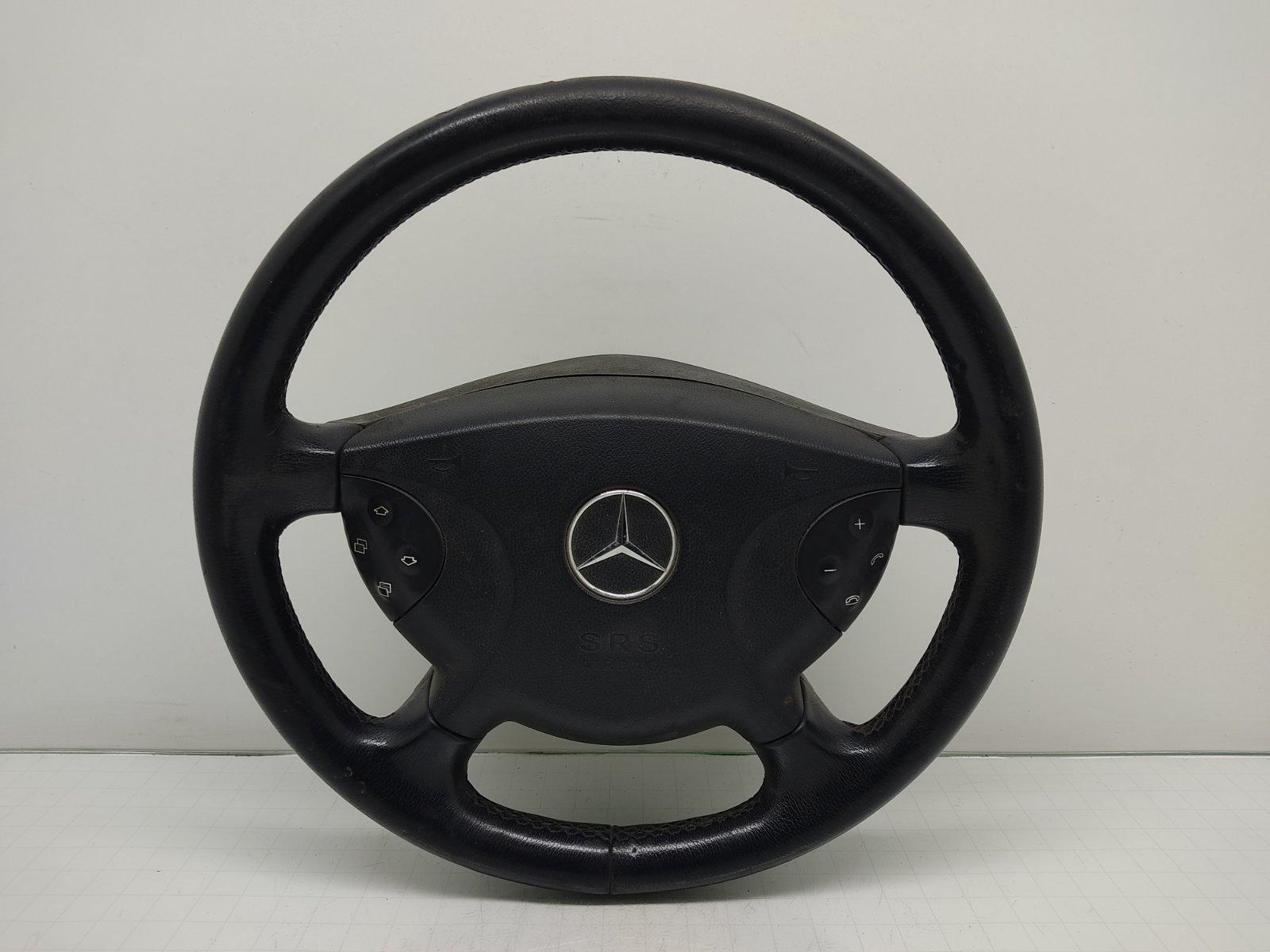 Руль Mercedes E W211 3.0 CDI 2005 (б/у)