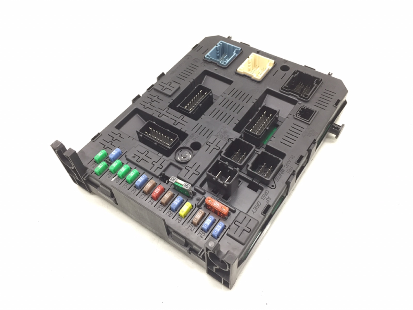 Блок предохранителей Citroen Berlingo 1.6 HDI 2011 (б/у)
