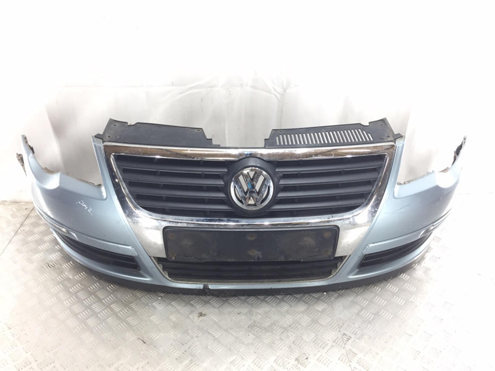 Бампер передний Volkswagen Passat B6 2.0 TDI 2008 (б/у)