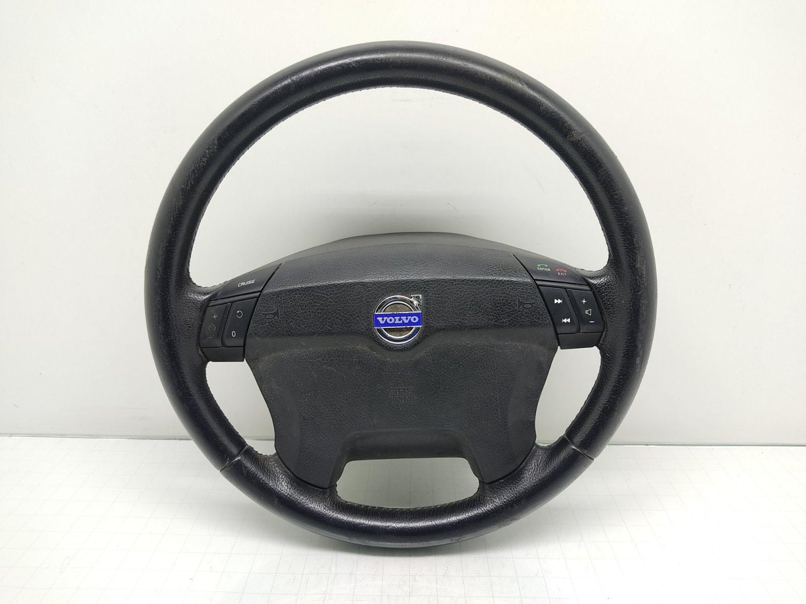 Руль Volvo Xc90 2.4 D5 2005 (б/у)