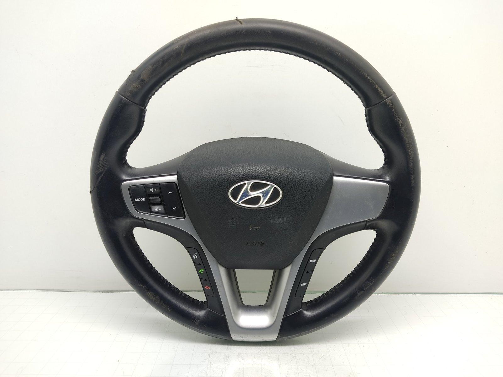 Руль Hyundai I40 1.7 TD 2012 (б/у)