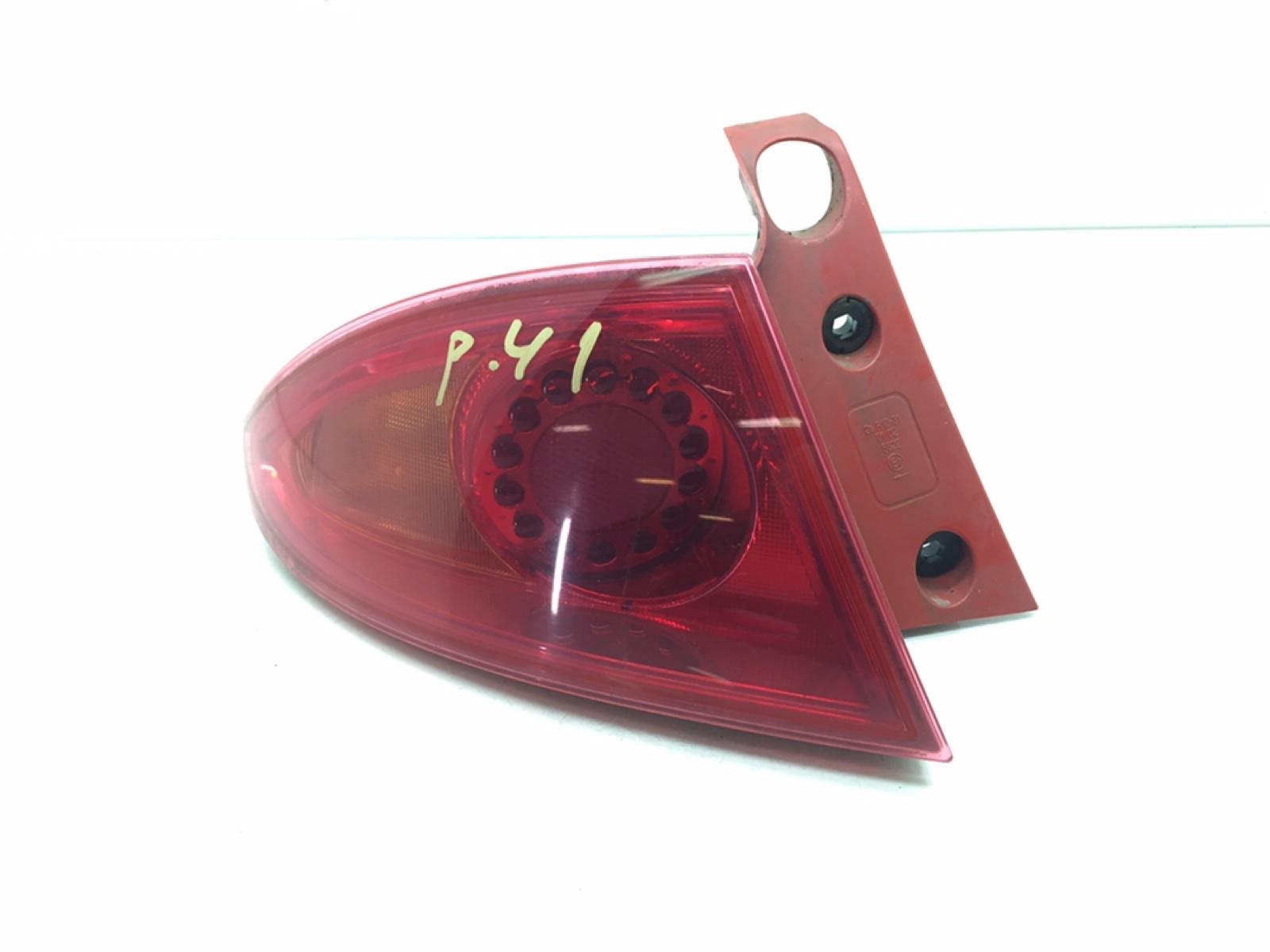 Фонарь задний левый Seat Leon 2.0 TDI 2010 (б/у)