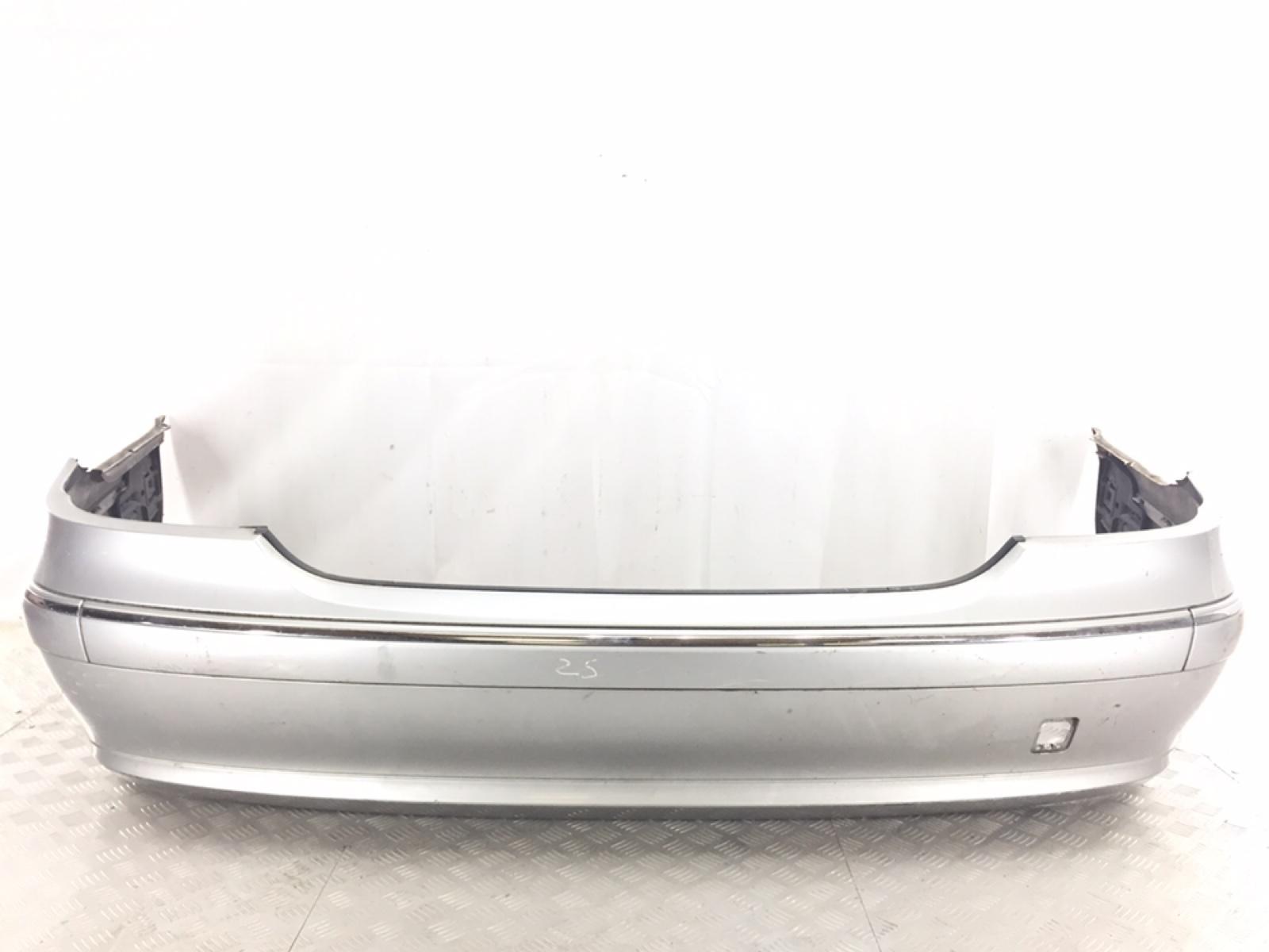 Бампер задний Mercedes E W211 2.7 CDI 2005 (б/у)