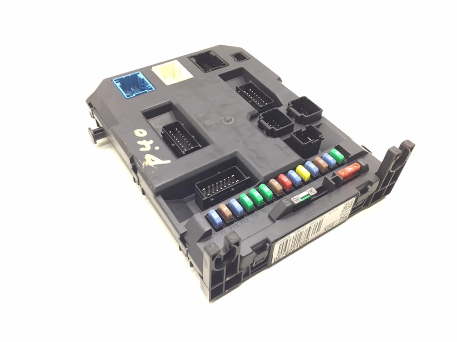 Блок предохранителей Citroen Ds3 1.6 I 2010 (б/у)