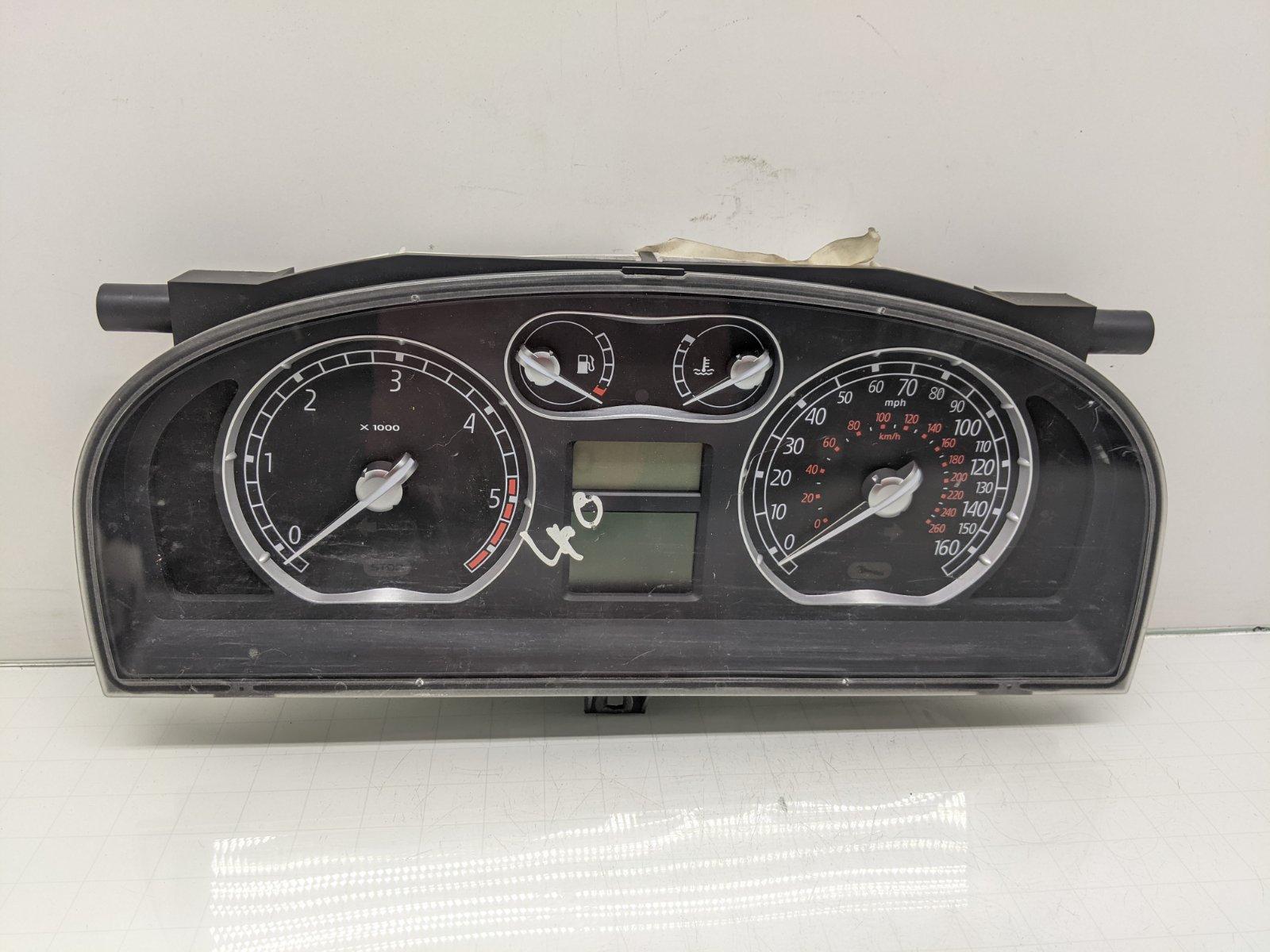 Щиток приборов (приборная панель) Renault Laguna 1.9 DCI 2006 (б/у)