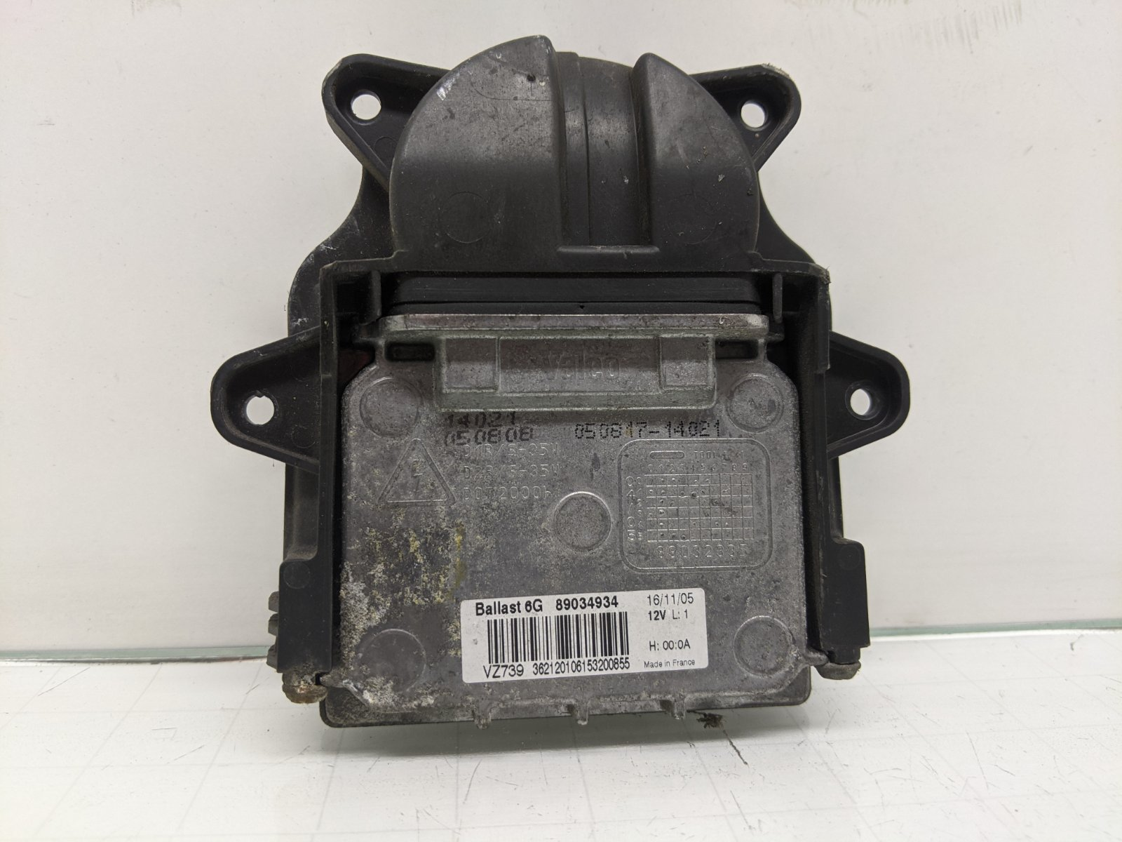 Блок розжига ксенона Renault Laguna 1.9 DCI 2006 (б/у)