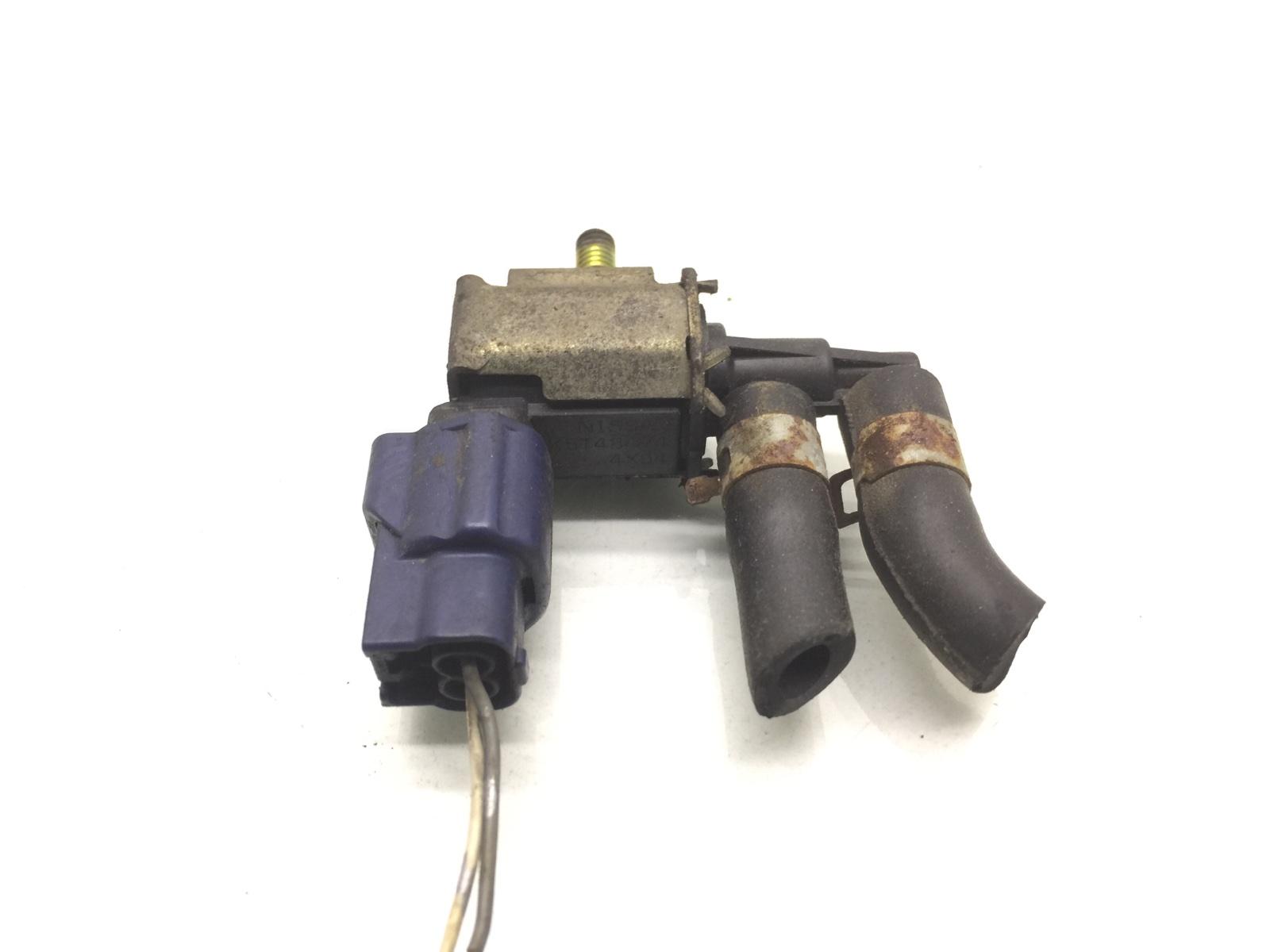 Клапан электромагнитный Nissan Almera N16 1.8 I 2005 (б/у)