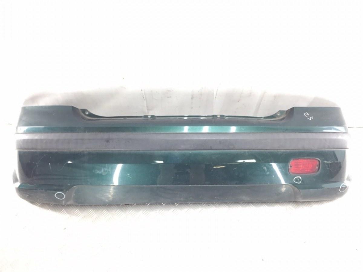 Бампер задний Hyundai Getz 1.1 I 2003 (б/у)