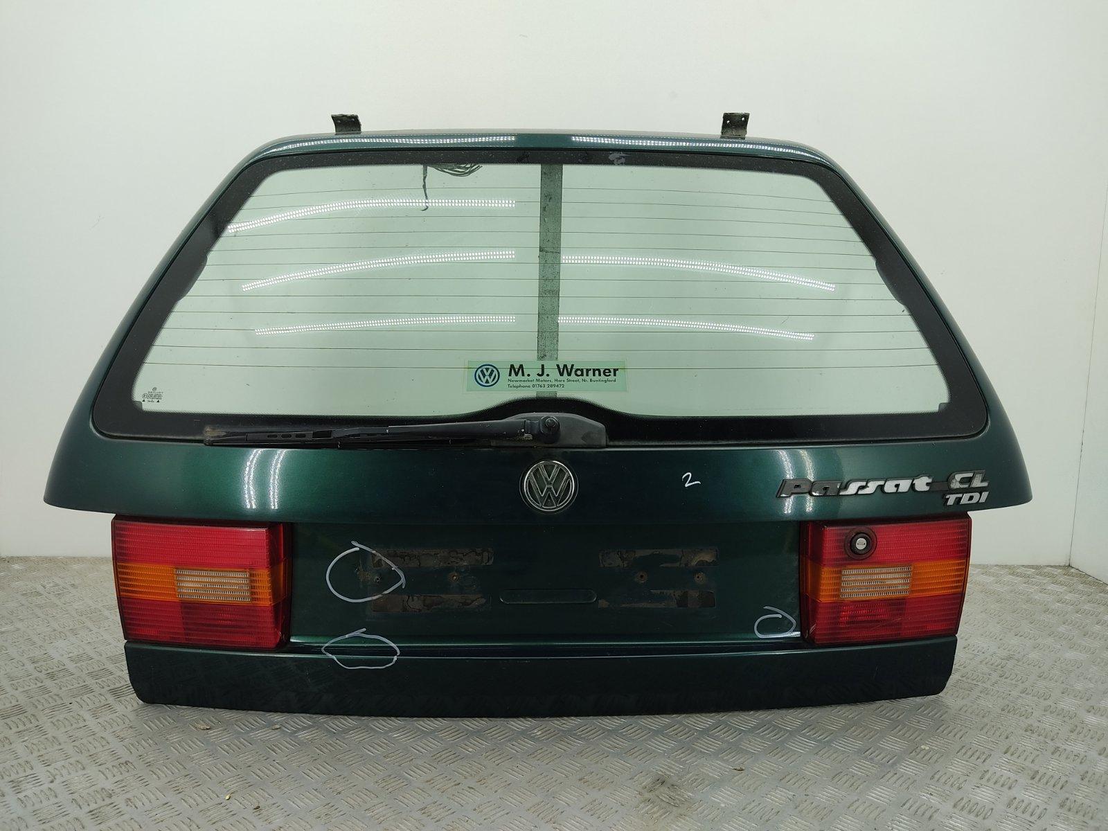 Крышка багажника Volkswagen Passat B4 1.9 TDI 1996 (б/у)