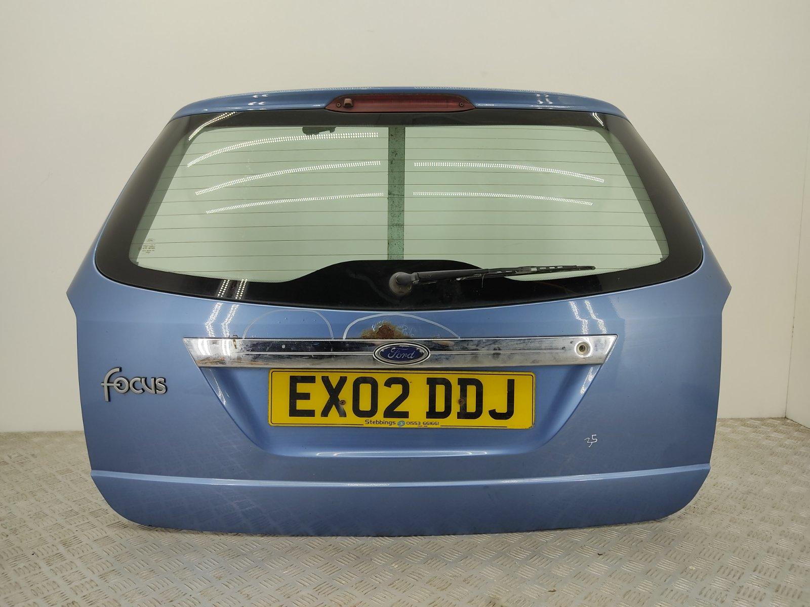 Крышка багажника Ford Focus 1 2.0 I 2002 (б/у)