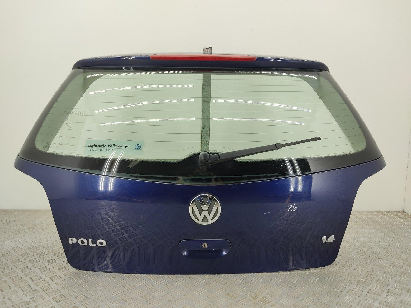 Крышка багажника Volkswagen Polo 1.4 I 2006 (б/у)