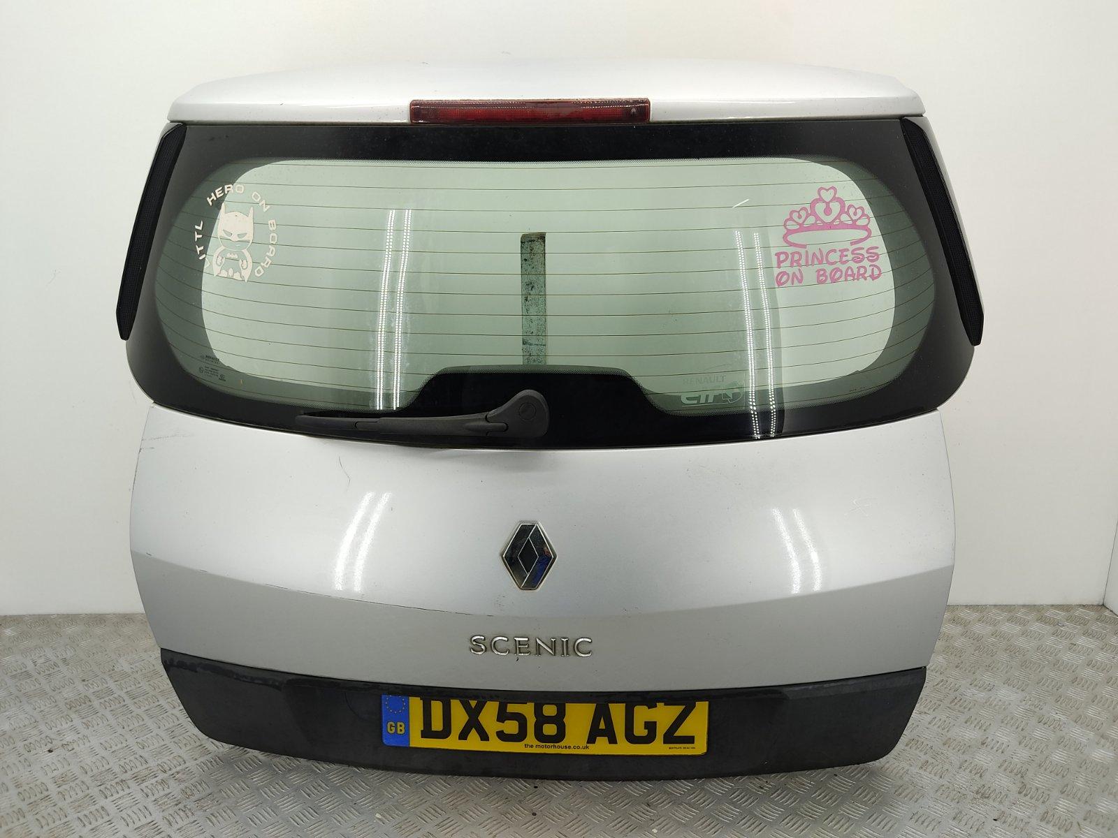 Крышка багажника Renault Scenic 1.5 DCI 2008 (б/у)