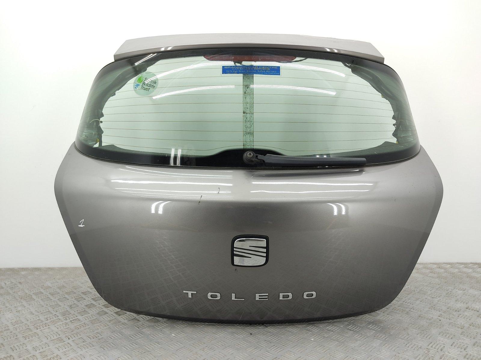 Крышка багажника Seat Toledo 1.6 I 2006 (б/у)