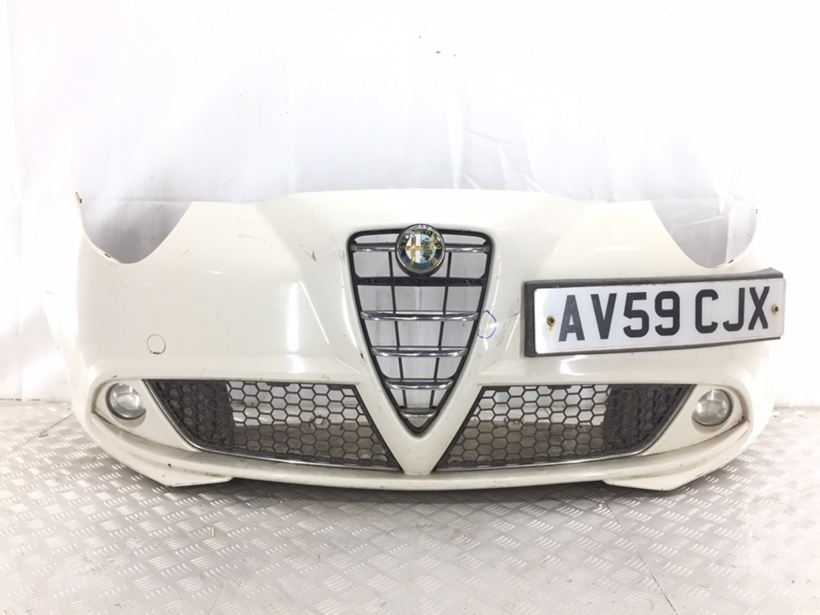 Бампер передний Alfa Romeo Mito 1.4 TI 2009 (б/у)