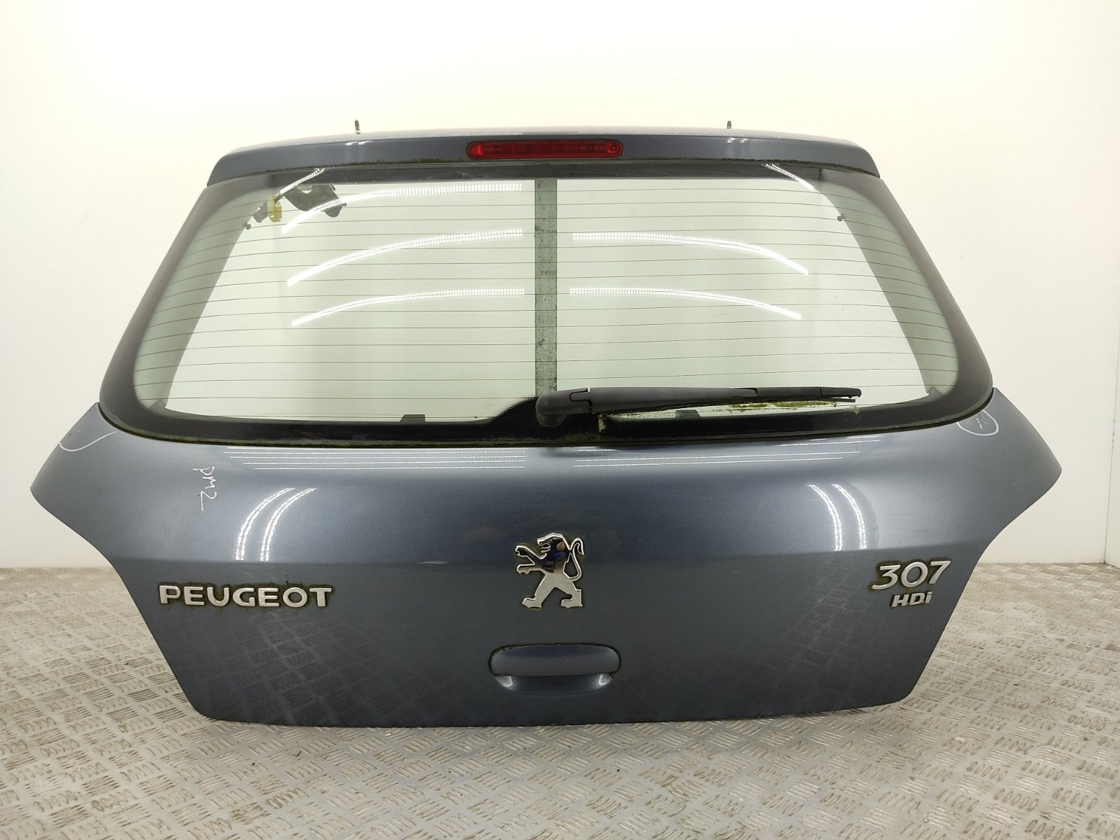 Крышка багажника Peugeot 307 1.6 HDI 2005 (б/у)
