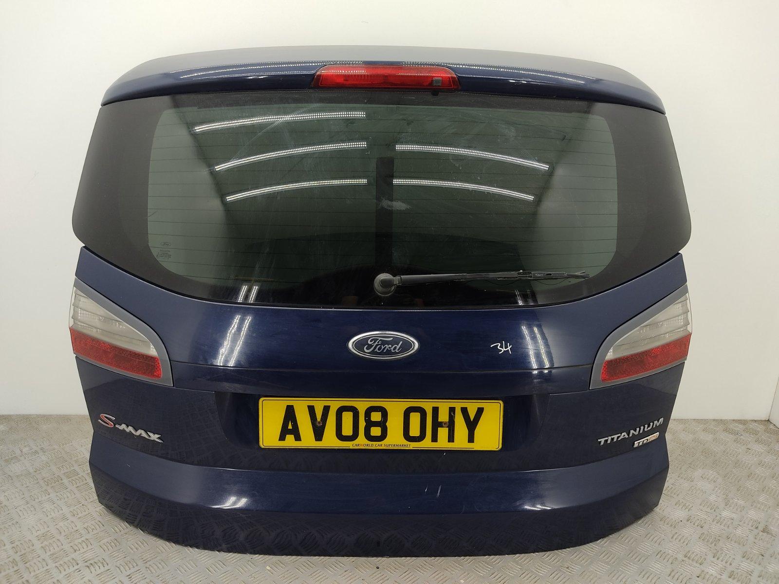Крышка багажника Ford S-Max 1.8 TDCI 2008 (б/у)