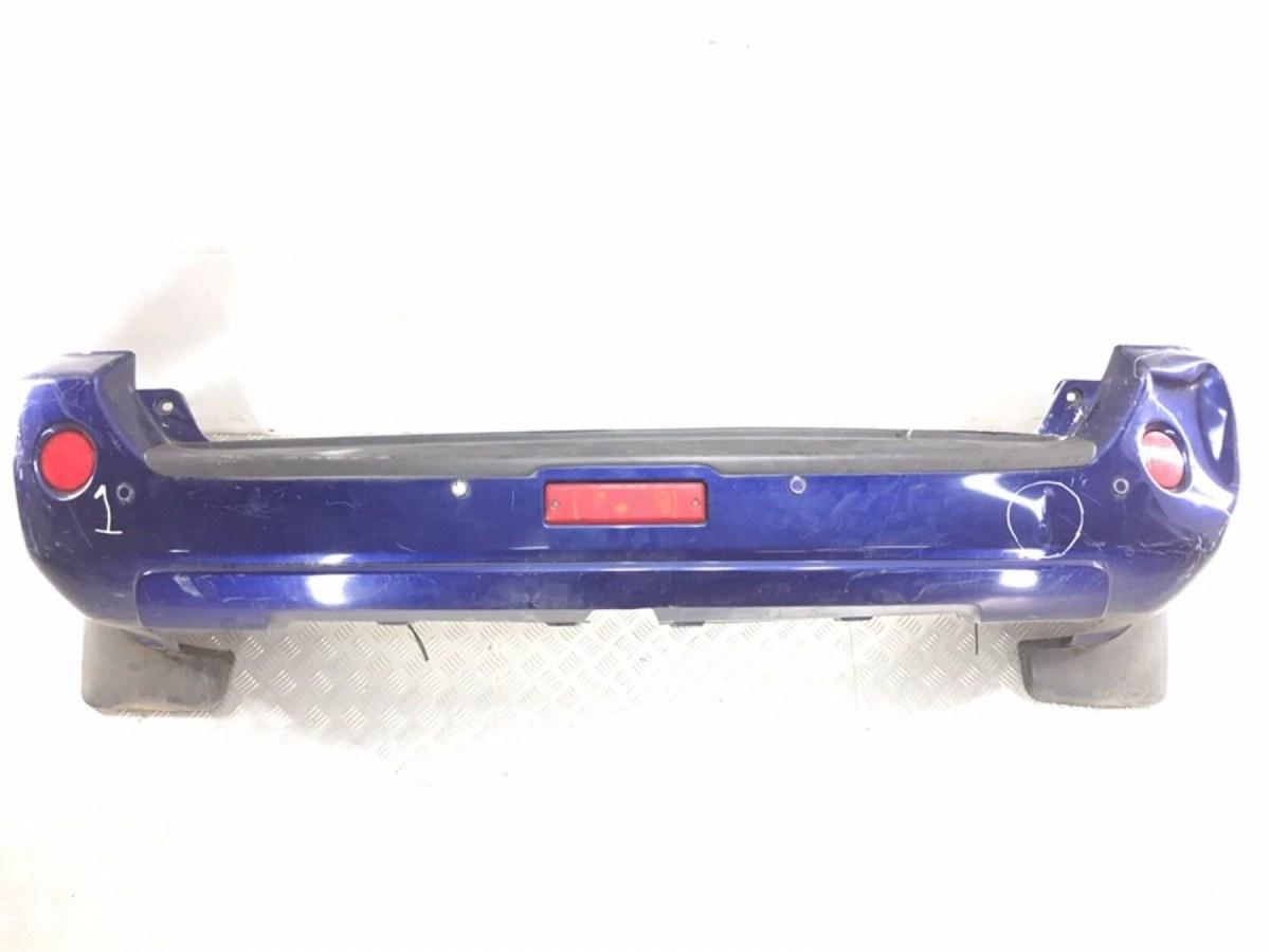 Бампер задний Nissan X-Trail T30 2.2 DCI 2006 (б/у)