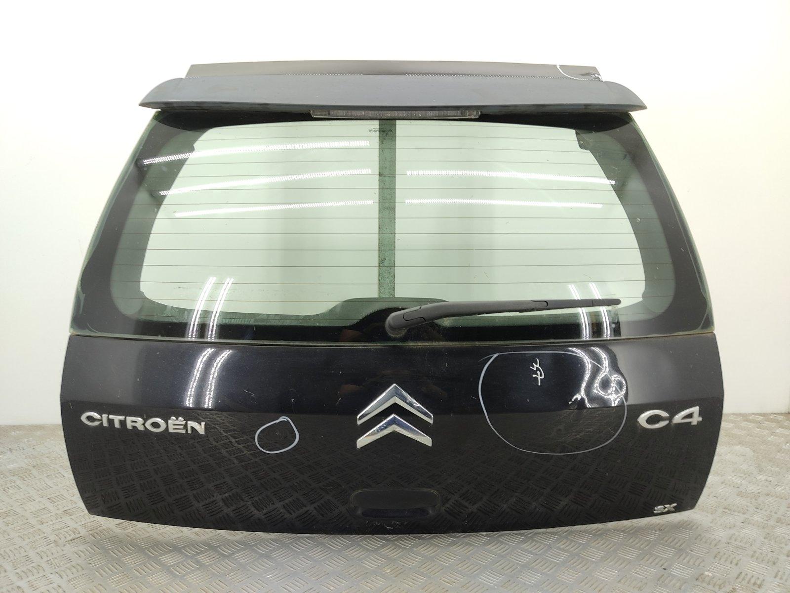 Крышка багажника Citroen C4 1.6 HDI 2006 (б/у)
