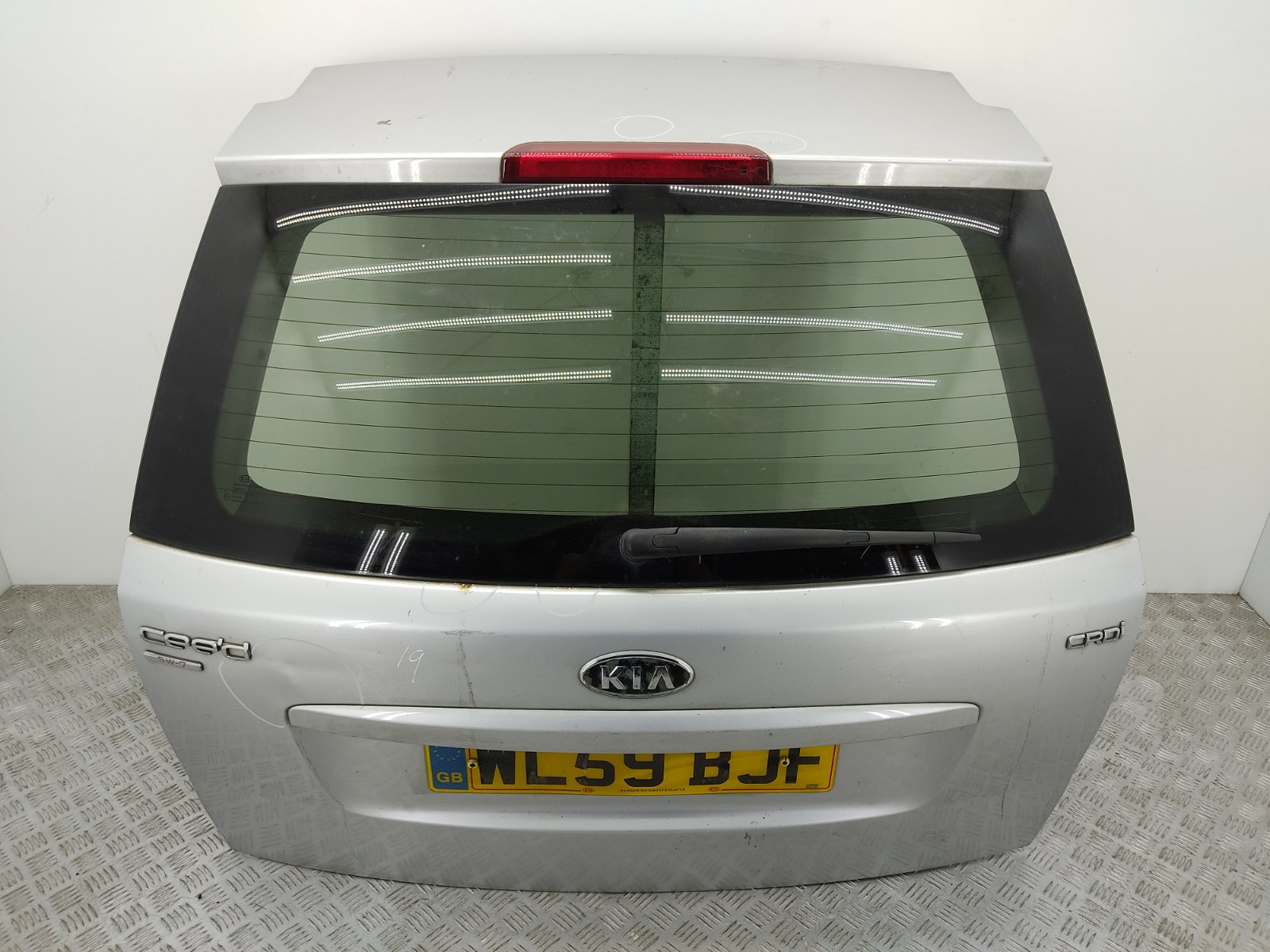 Крышка багажника Kia Ceed 1.6 CRDI 2009 (б/у)