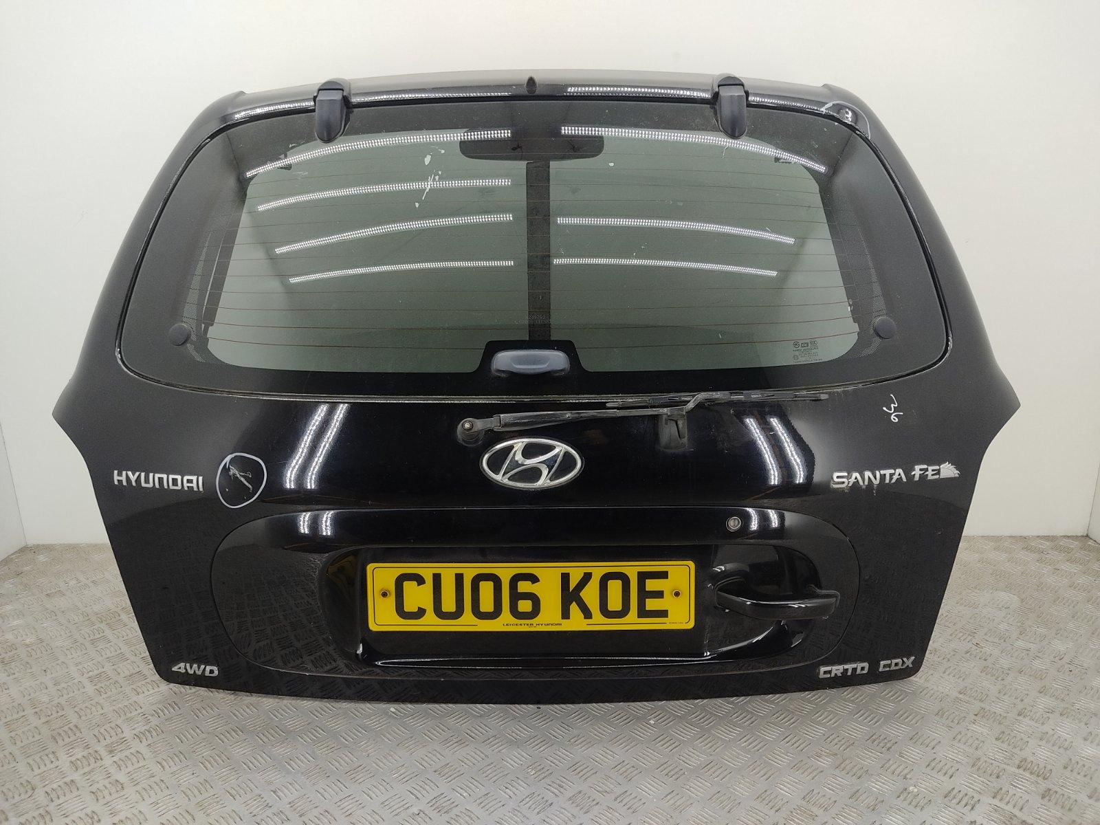 Крышка багажника Hyundai Santa Fe 2.0 CRDI 2006 (б/у)
