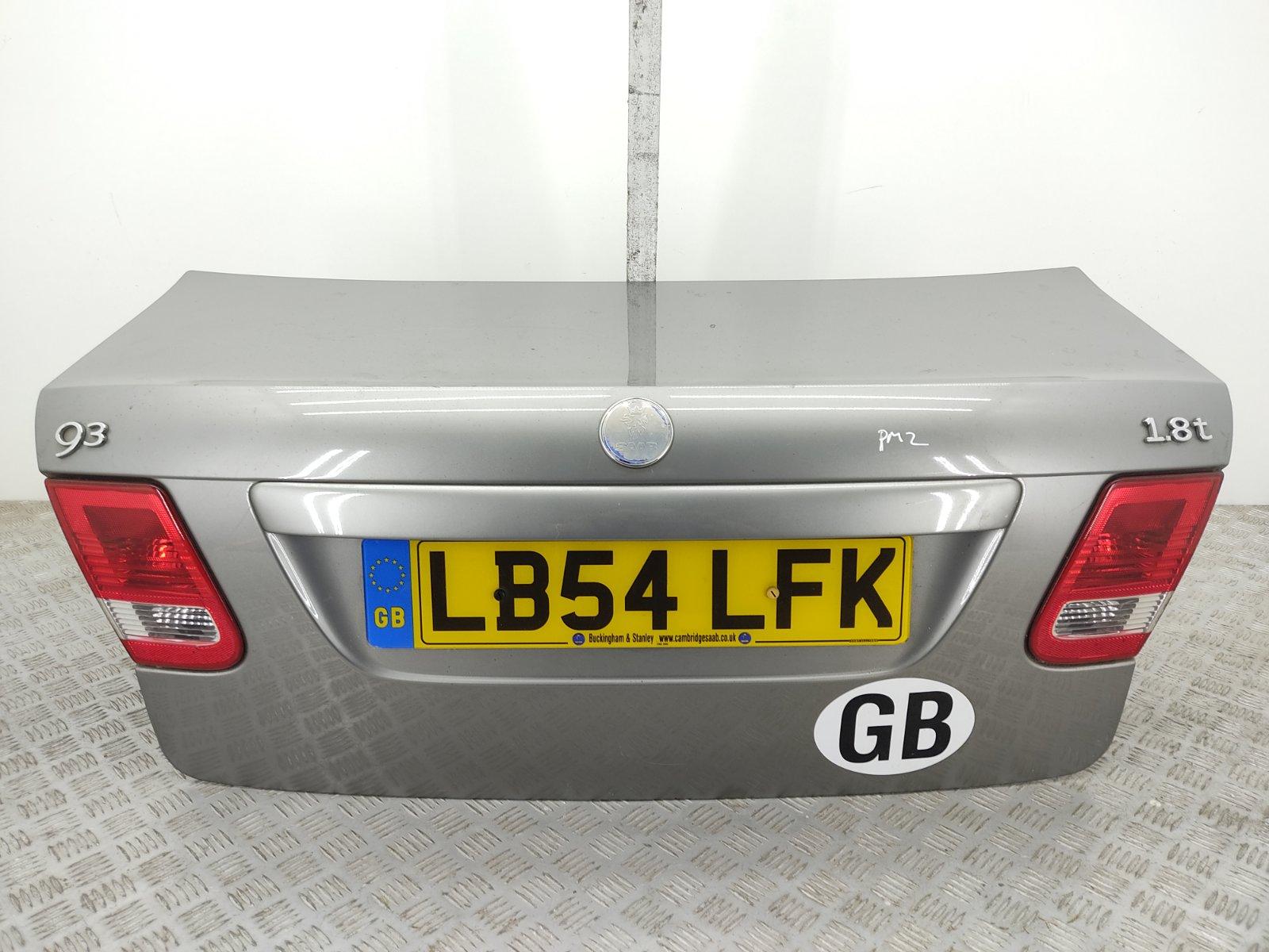 Крышка багажника Saab 9-3 2.0 TI 2004 (б/у)