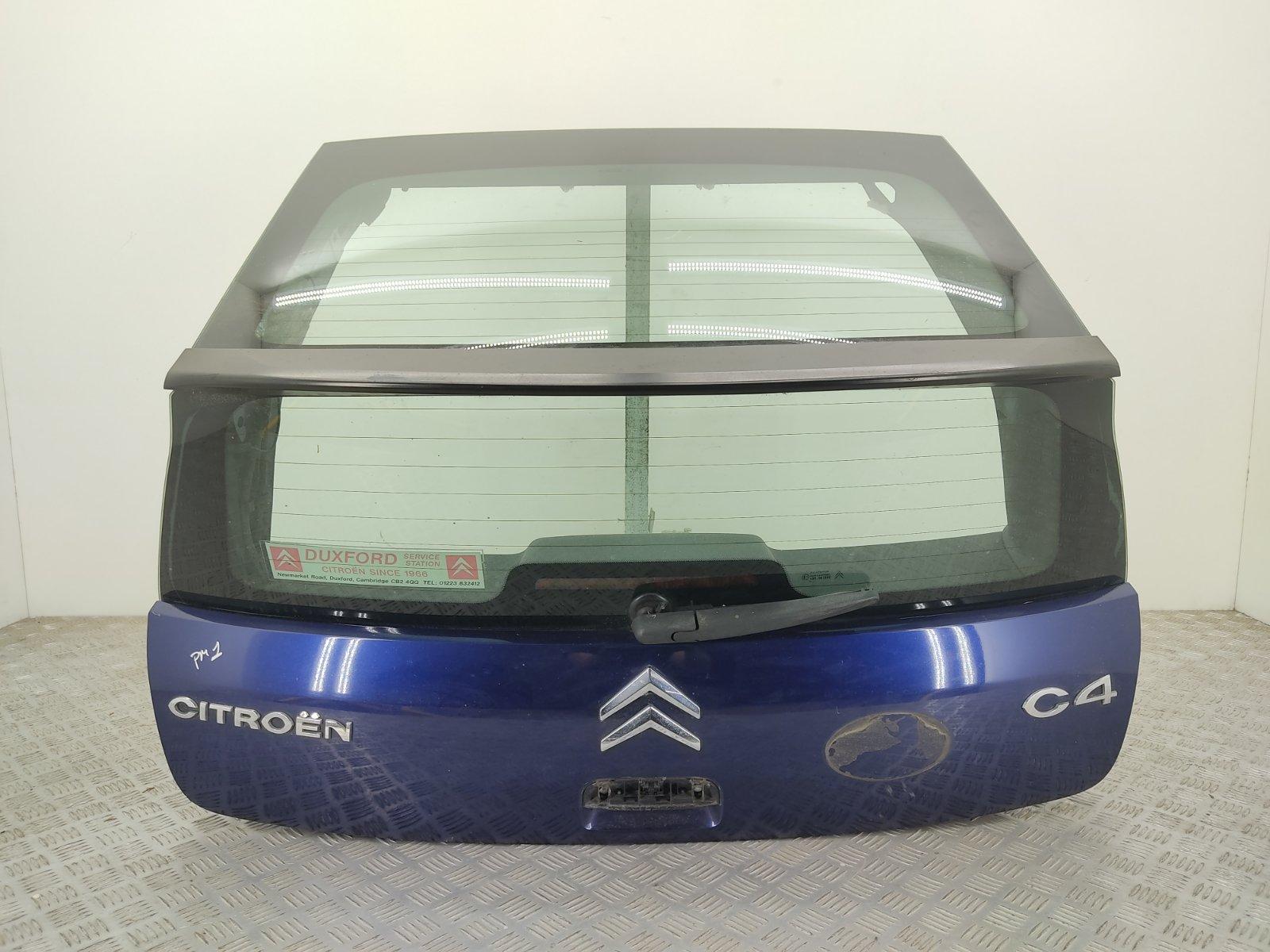 Крышка багажника Citroen C4 1.6 HDI 2004 (б/у)