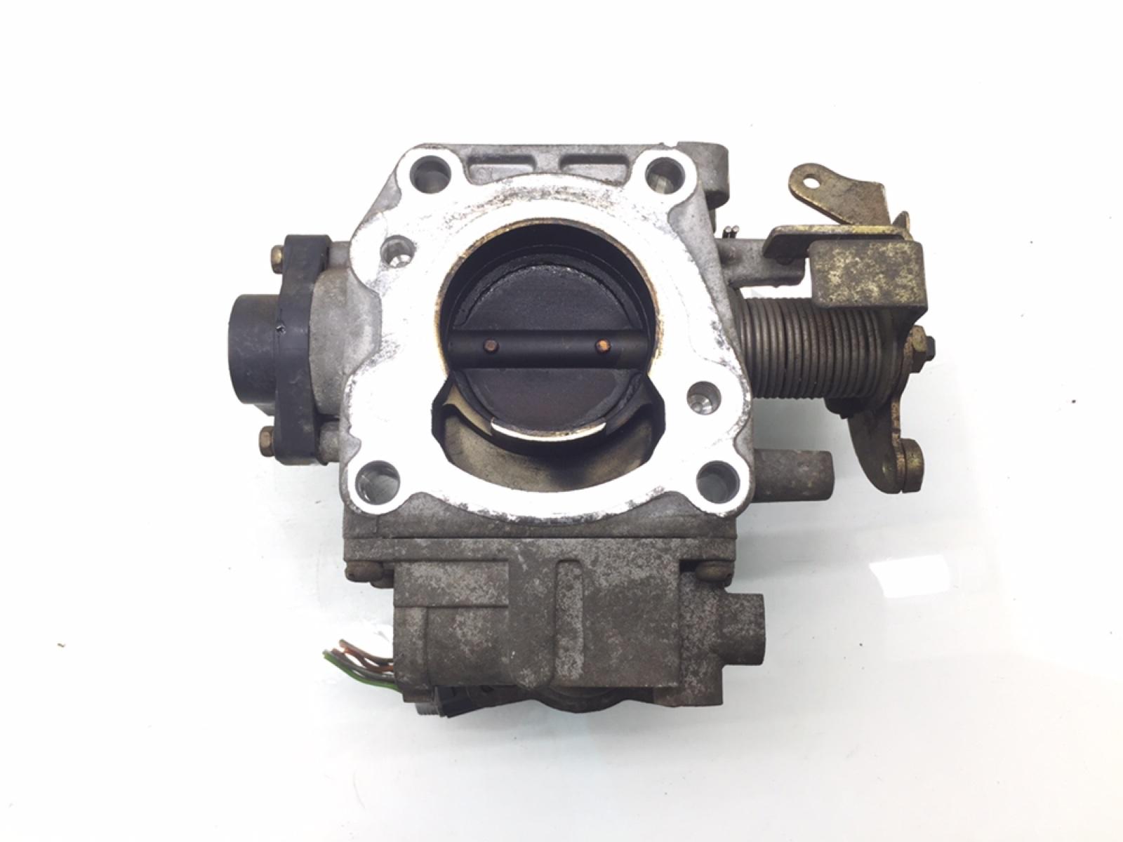 Заслонка дроссельная Nissan Almera N16 1.5 I 2002 (б/у)