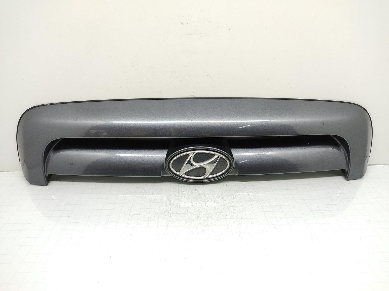 Решетка радиатора Hyundai Santa Fe 2.0 CRDI 2006 (б/у)