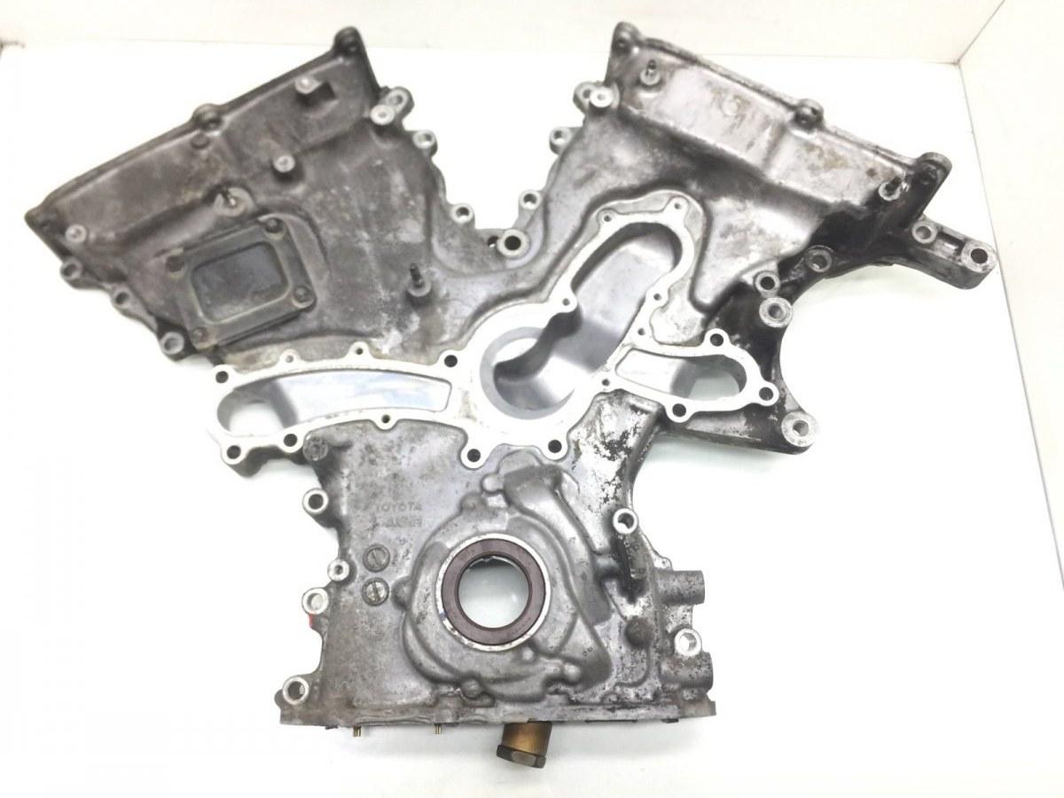 Крышка двигателя передняя Lexus Is 2.5 I 2006 (б/у)