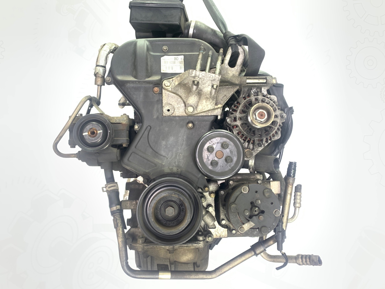Двигатель Ford Fusion 1.4 I 2004 (б/у)