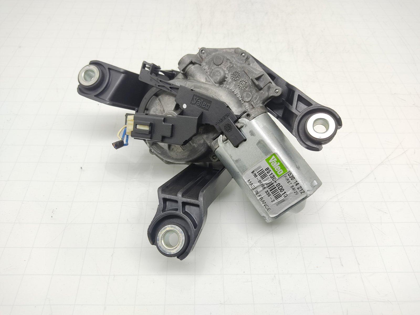 Моторчик заднего стеклоочистителя (дворника) Toyota Yaris P1 1.3 I 2002 (б/у)