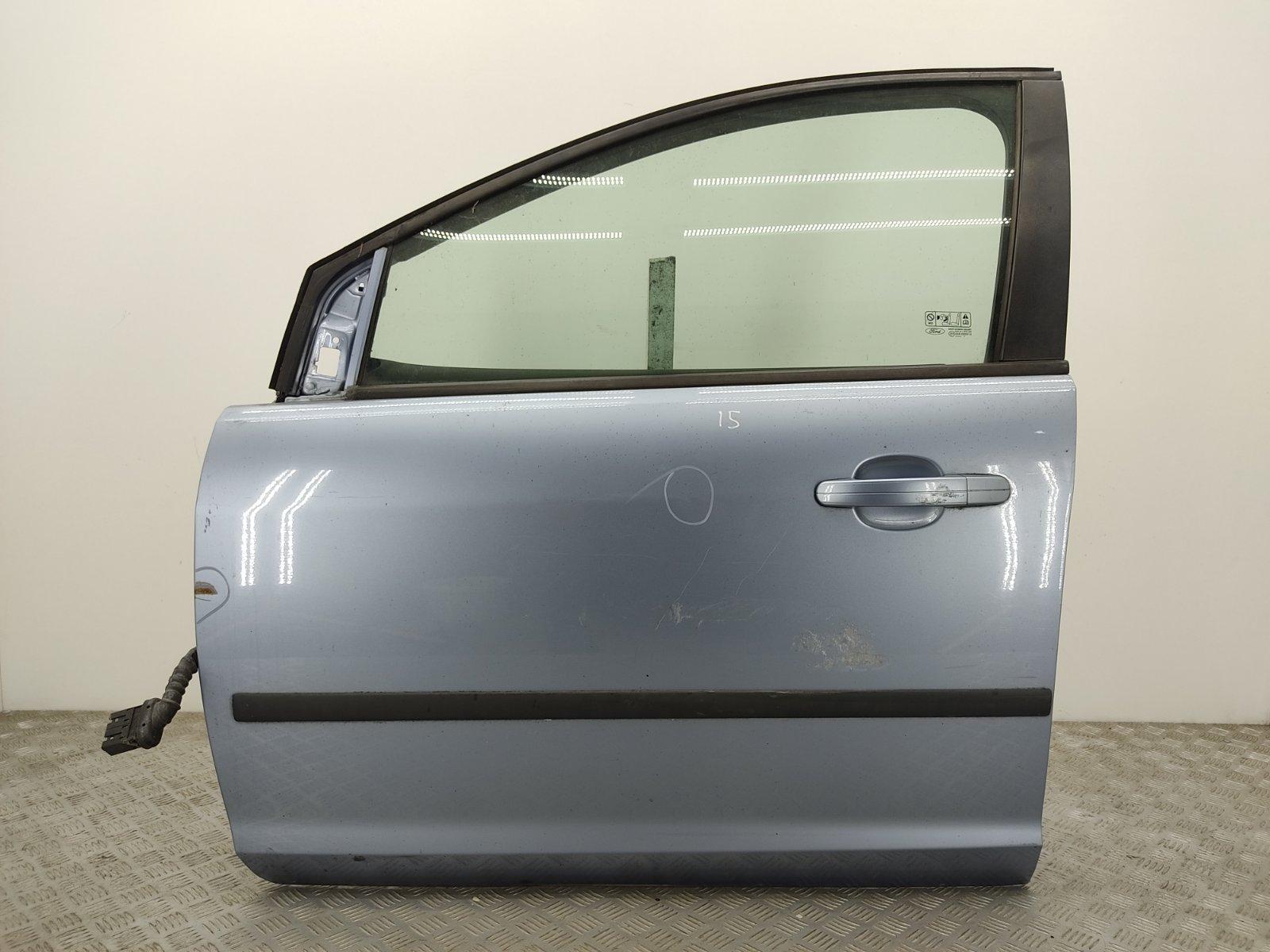 Дверь передняя левая Ford Focus 2 1.8 TDCI 2007 (б/у)