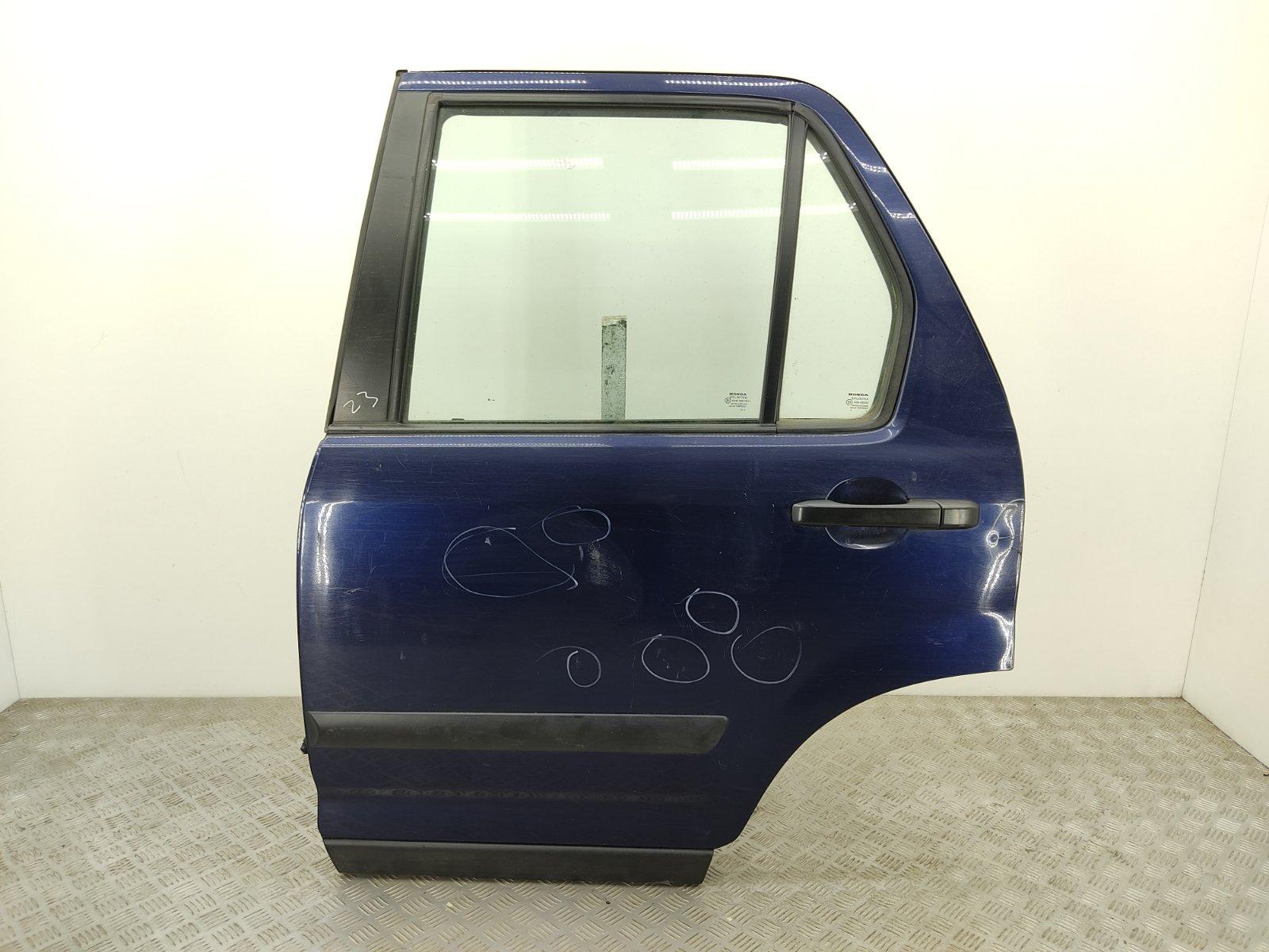 Дверь задняя левая Honda Cr-V 2.2 CTDI 2005 (б/у)