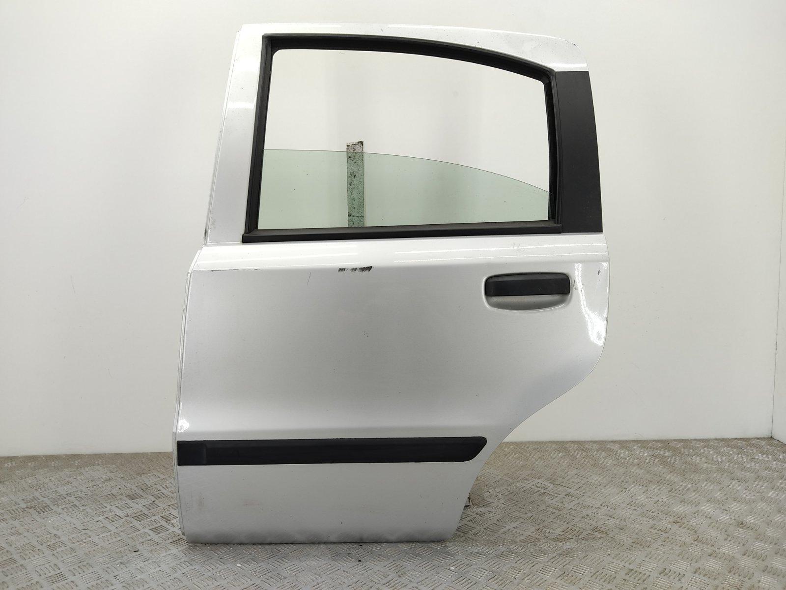 Дверь задняя левая Fiat Panda 1.2 I 2011 (б/у)