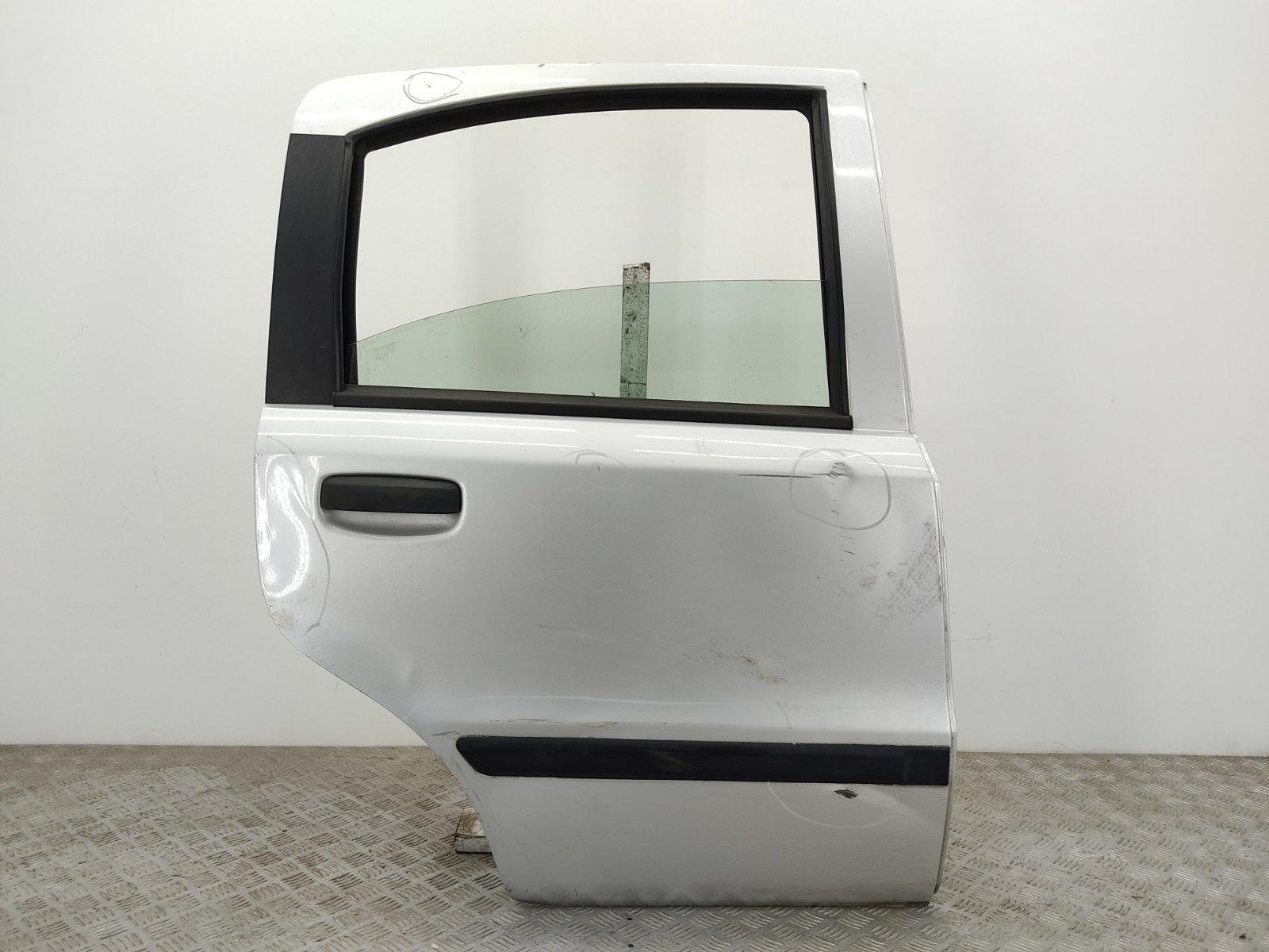 Дверь задняя правая Fiat Panda 1.2 I 2011 (б/у)