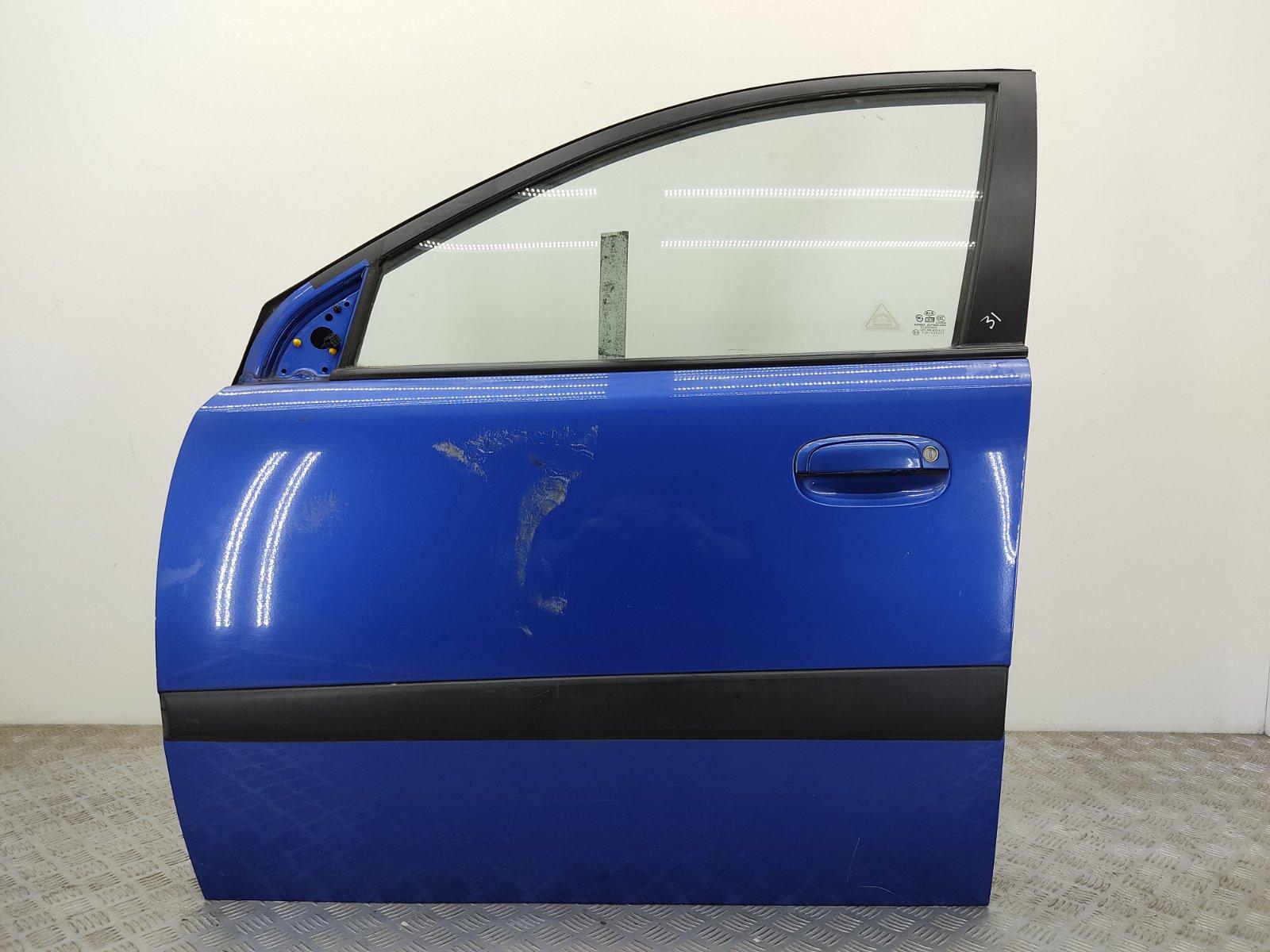 Дверь передняя левая Kia Rio 1.5 CRDI 2008 (б/у)