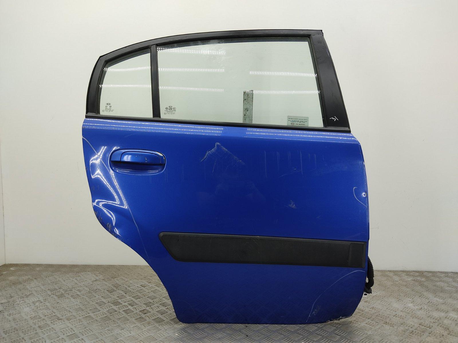 Дверь задняя правая Kia Rio 1.5 CRDI 2008 (б/у)